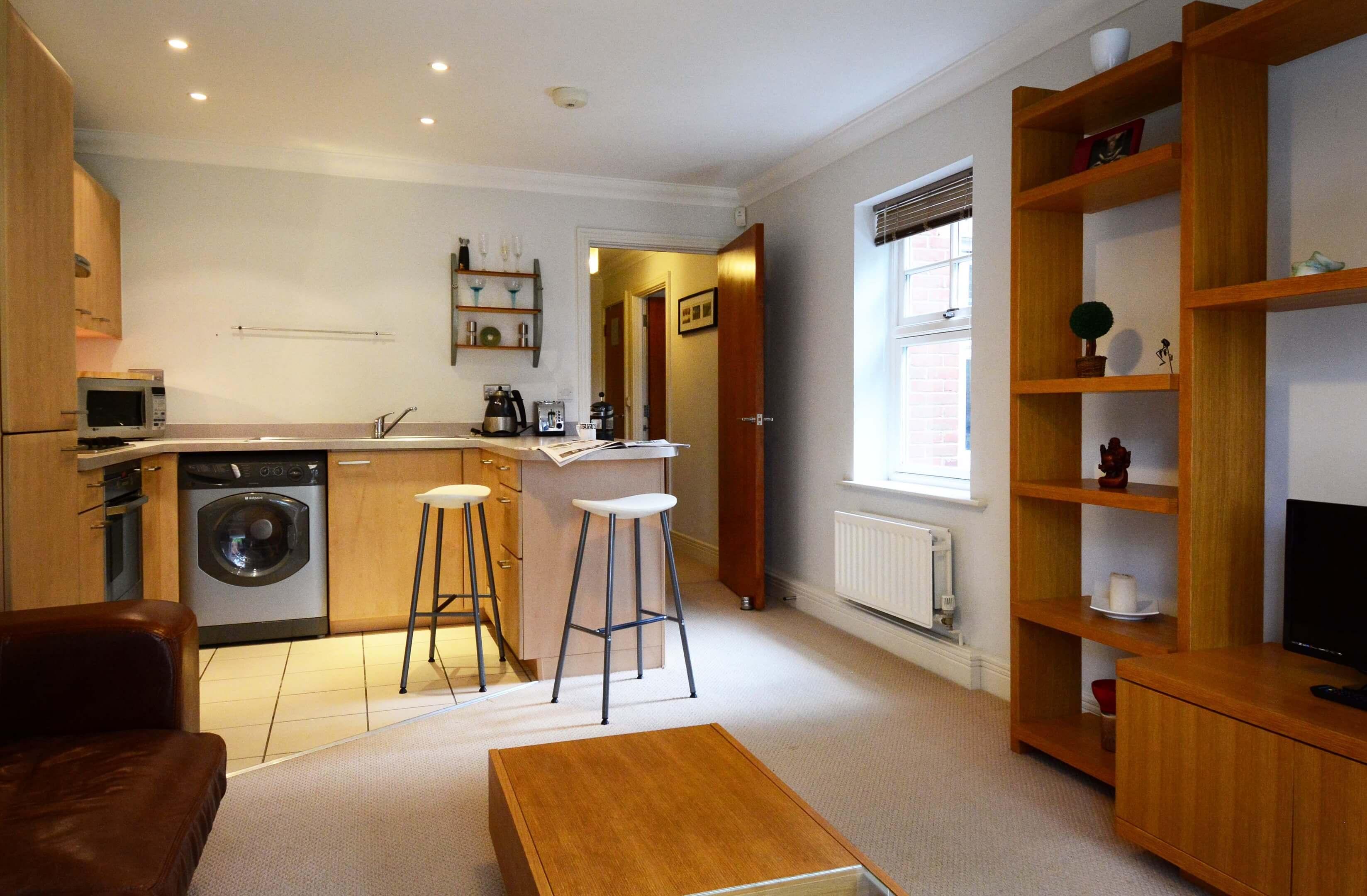 Oxford One Bedroom Elizabeth Jennings Way Kitchen 3 1