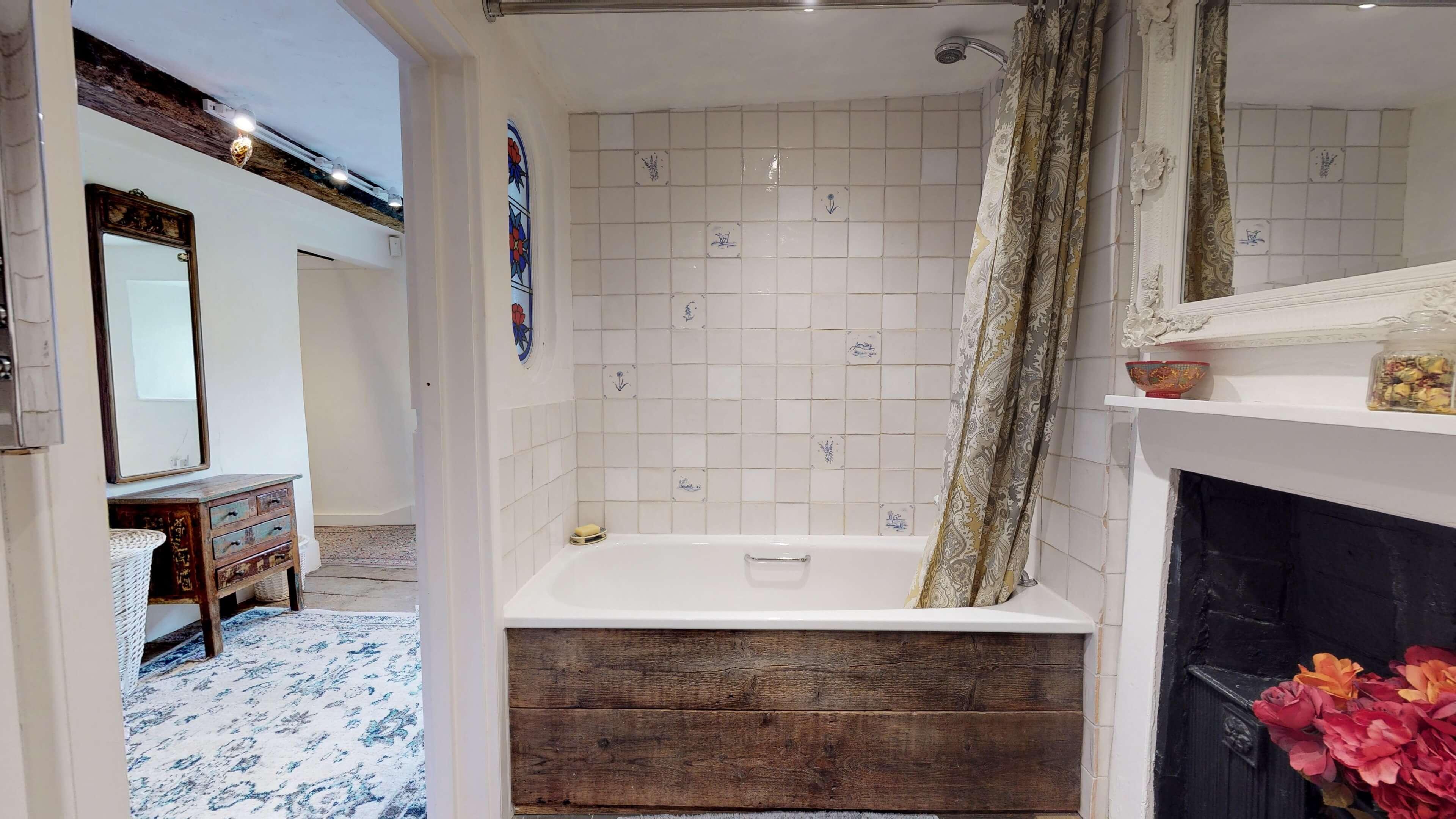 Thrupp Cottage Bathroom Two 2