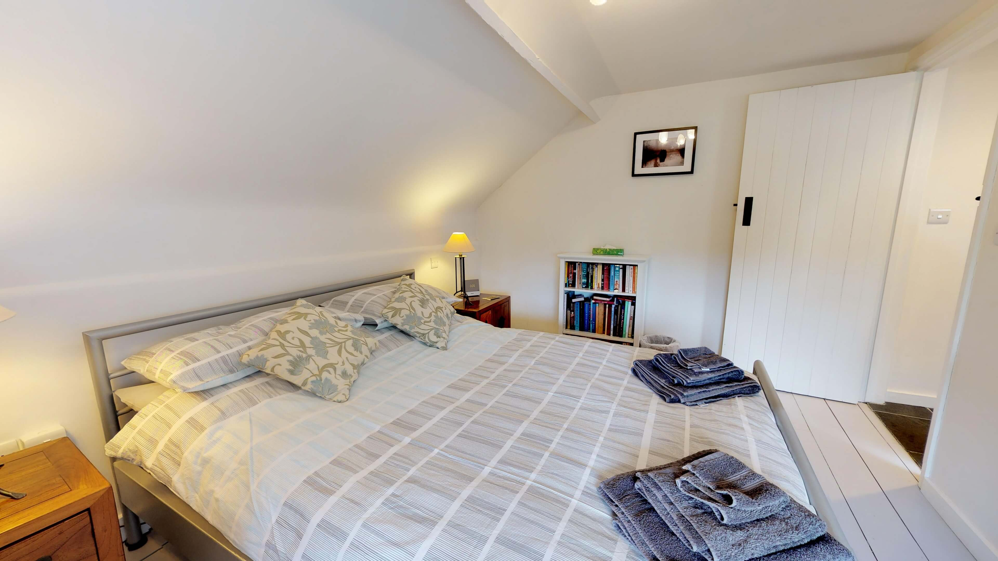 Thrupp Cottage Bedroom One 2