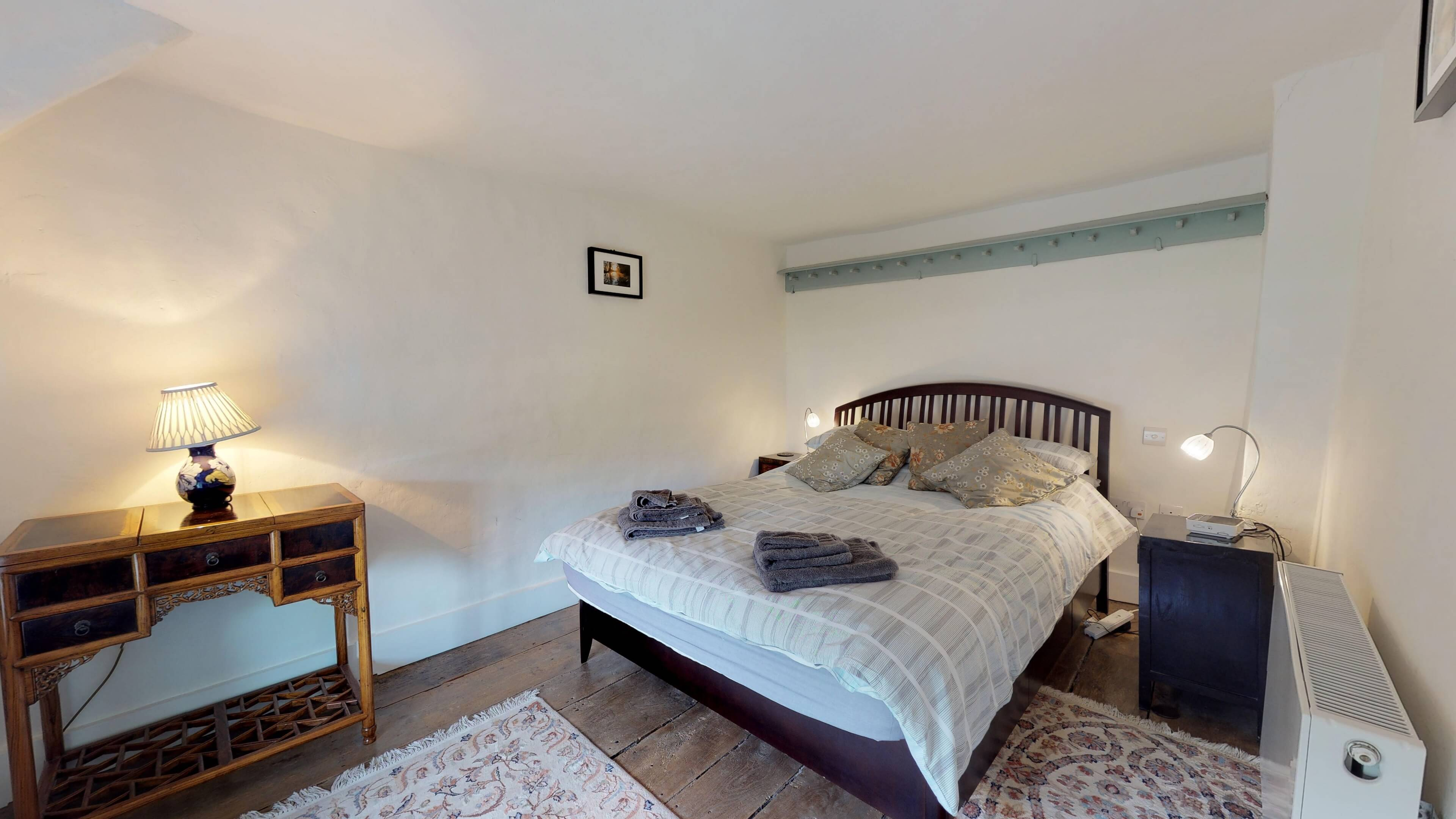 Thrupp Cottage Bedroom Two 1
