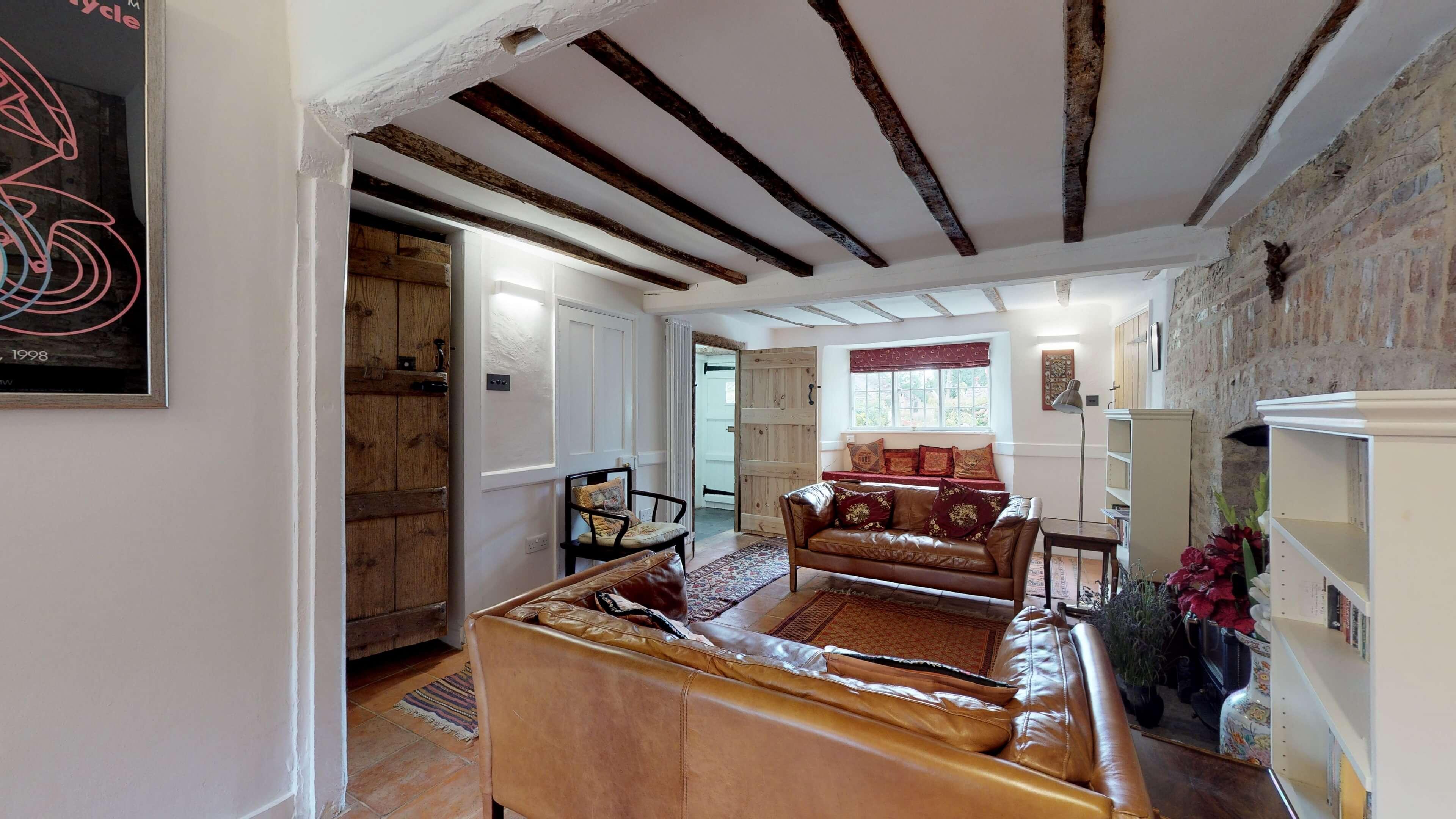 Thrupp Cottage Living Room 2