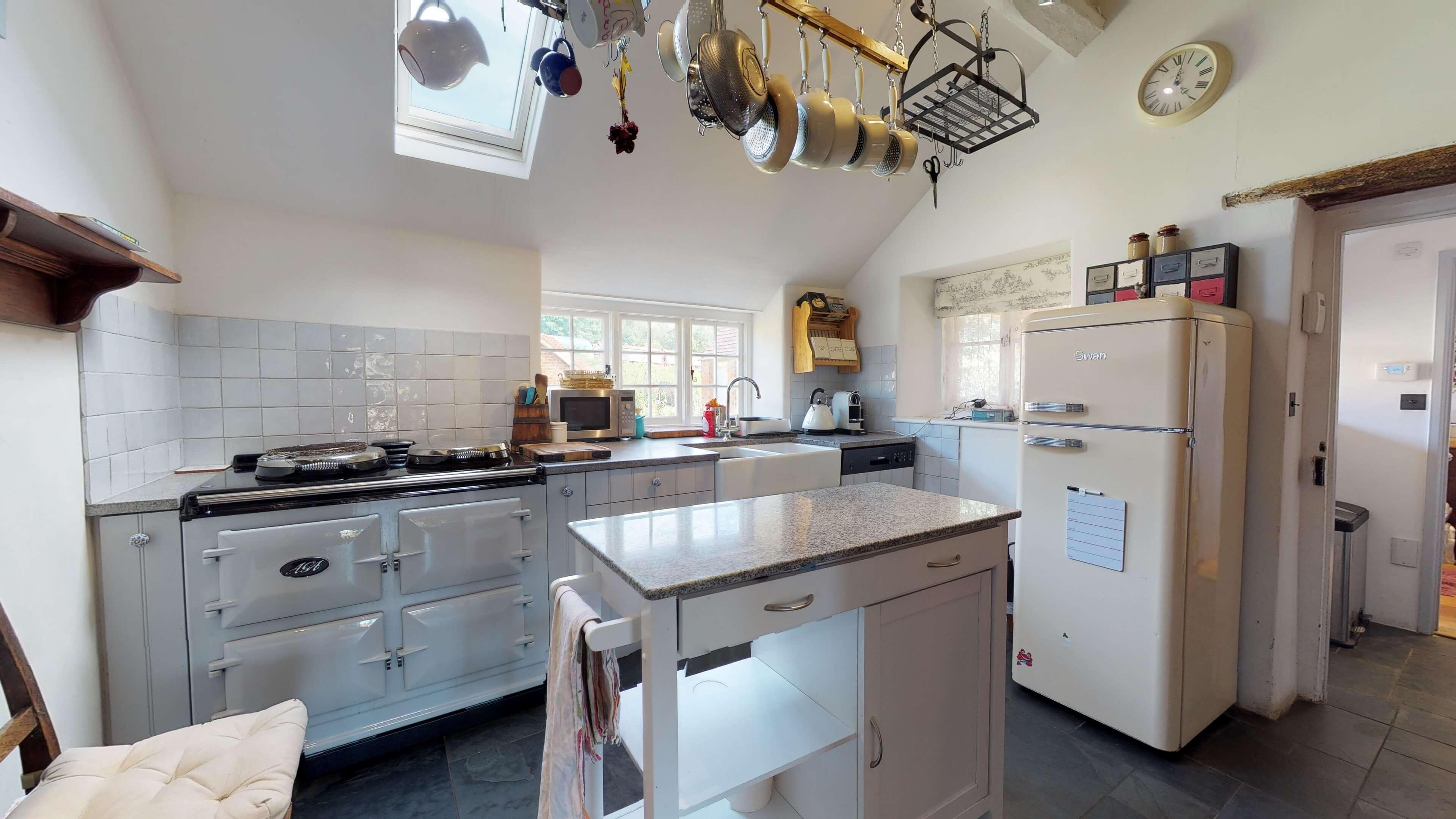 Thrupp Cottage Thrupp Cottage Kitchen