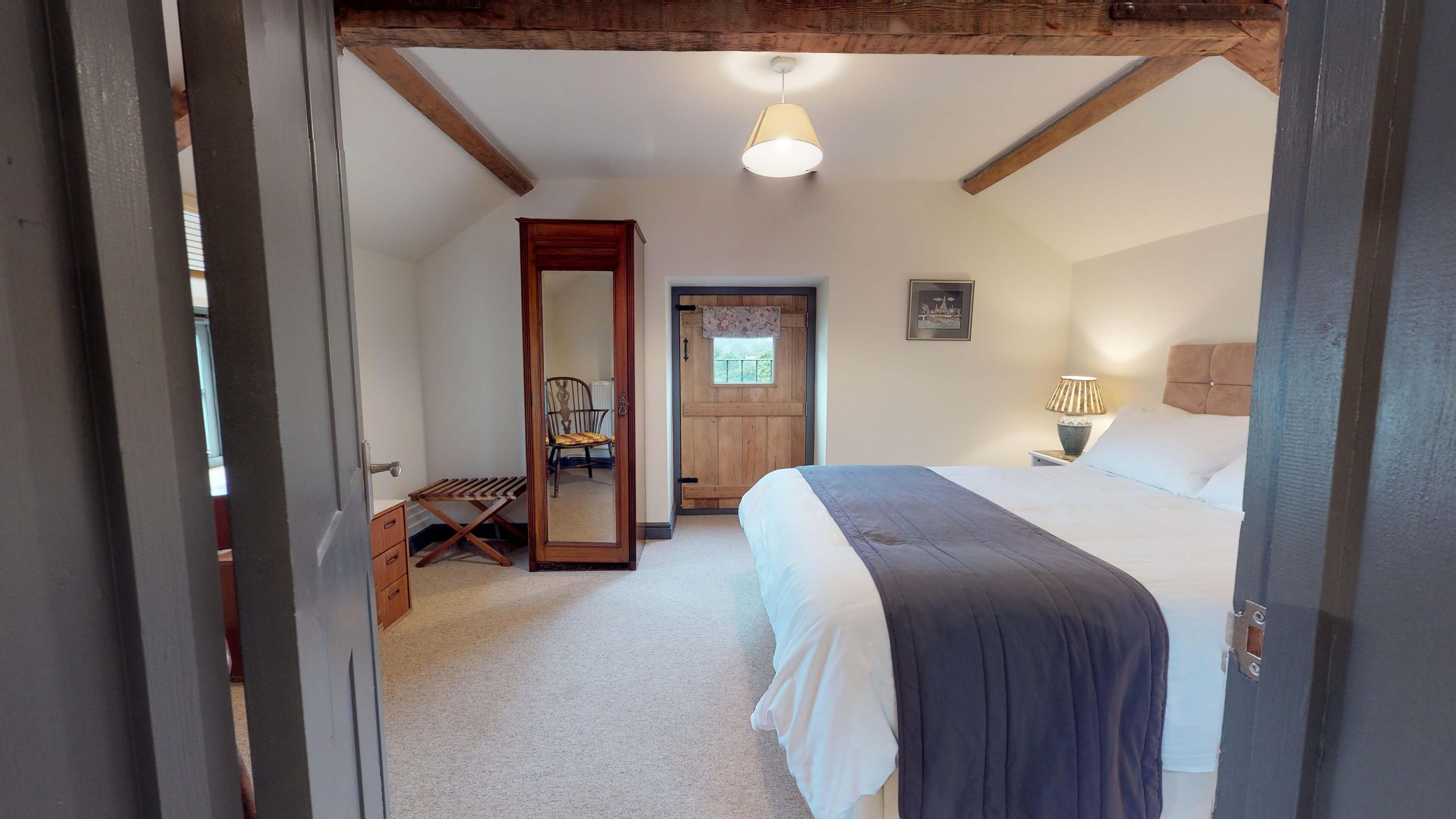 Buffs Lodge Bedroom2