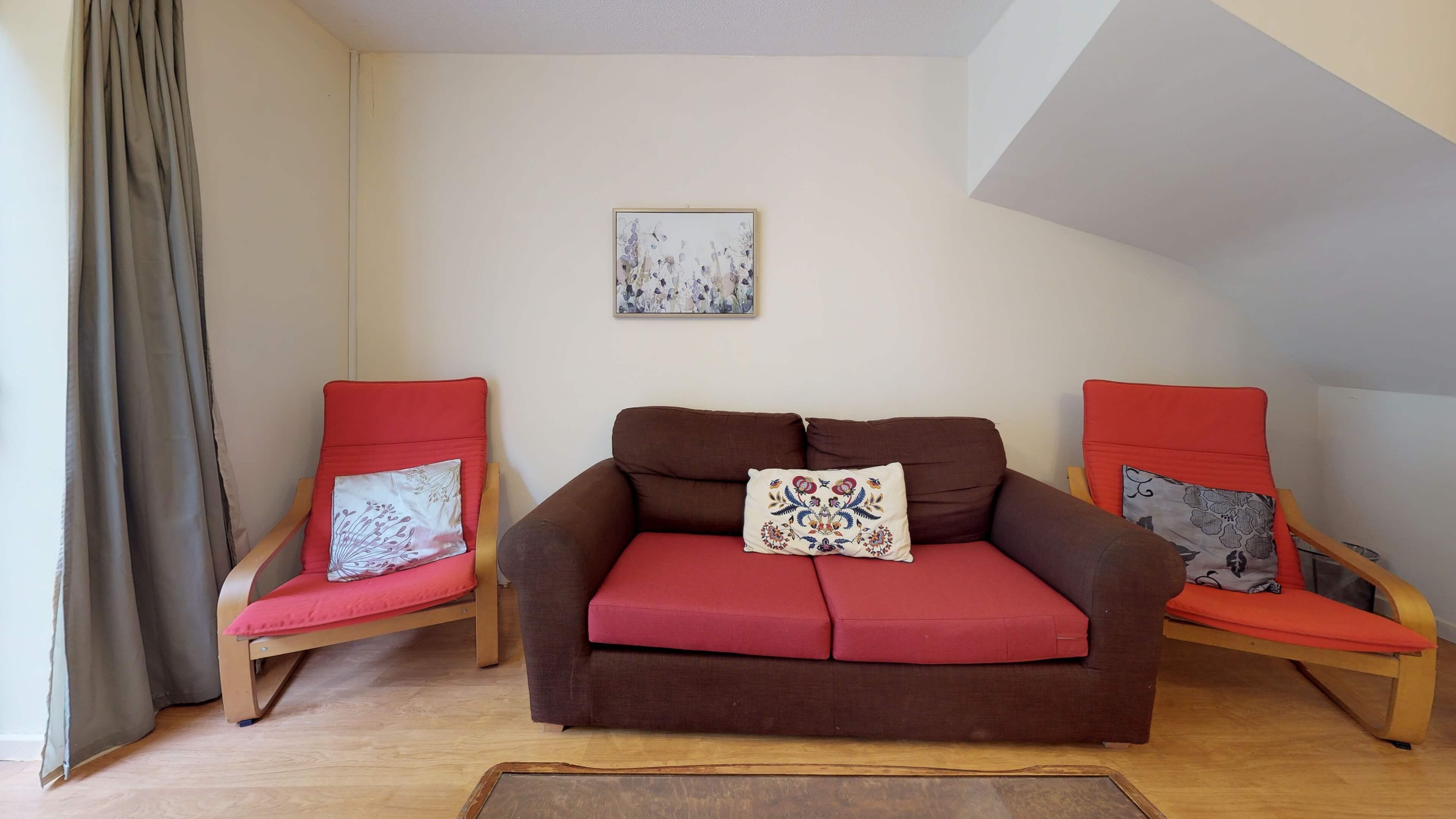 Anne Greenwood Living Room