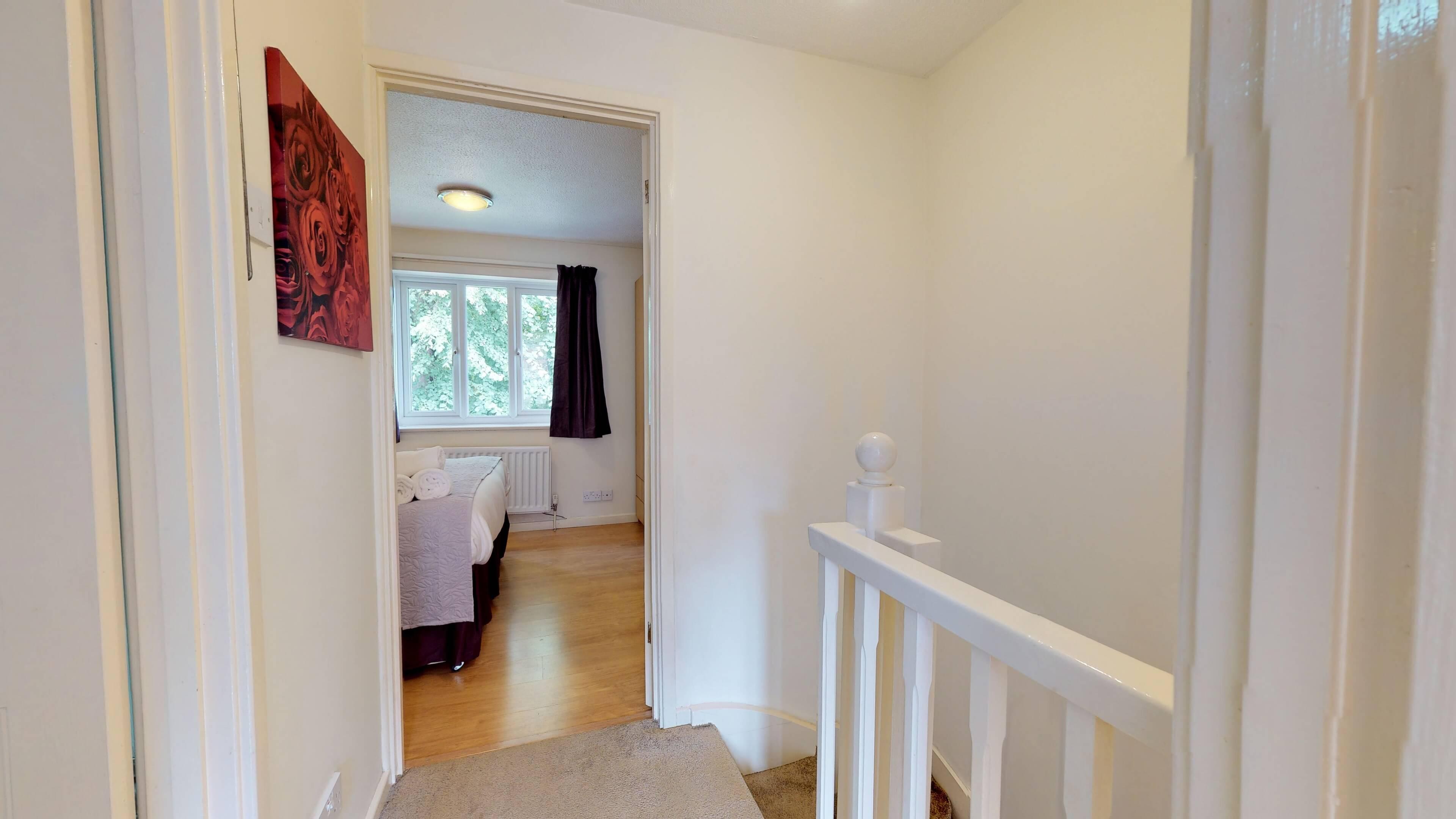 Anne Greenwood Upper Hallway