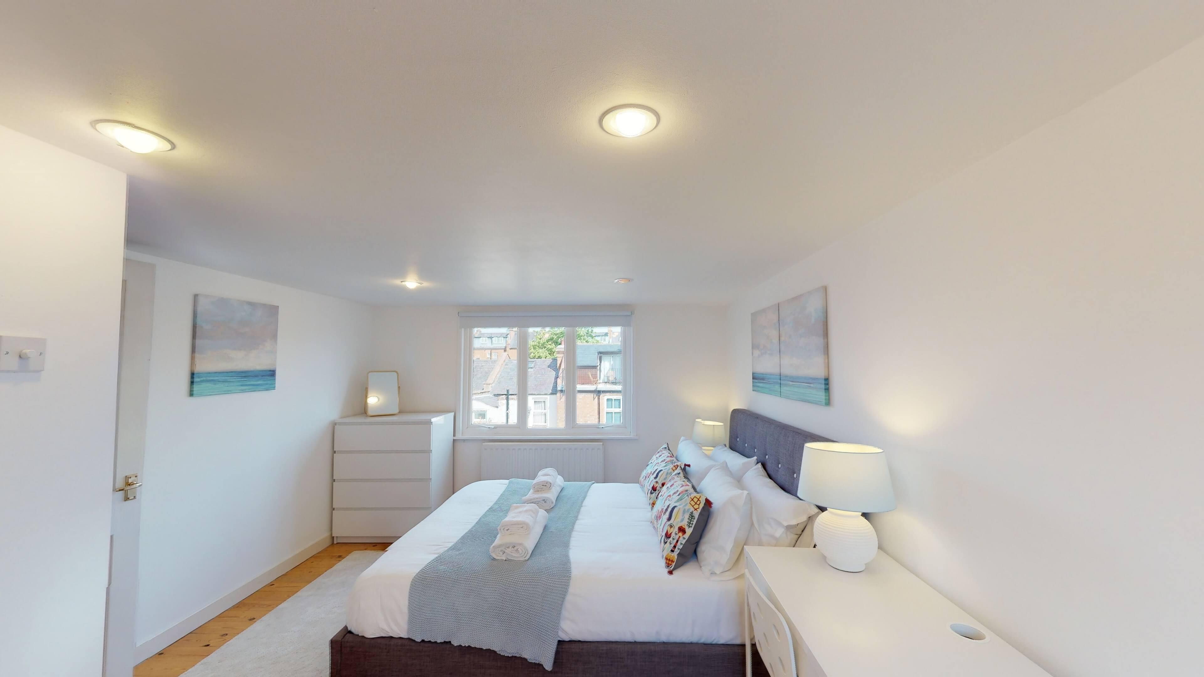 Gordon Street Bedroomtwo