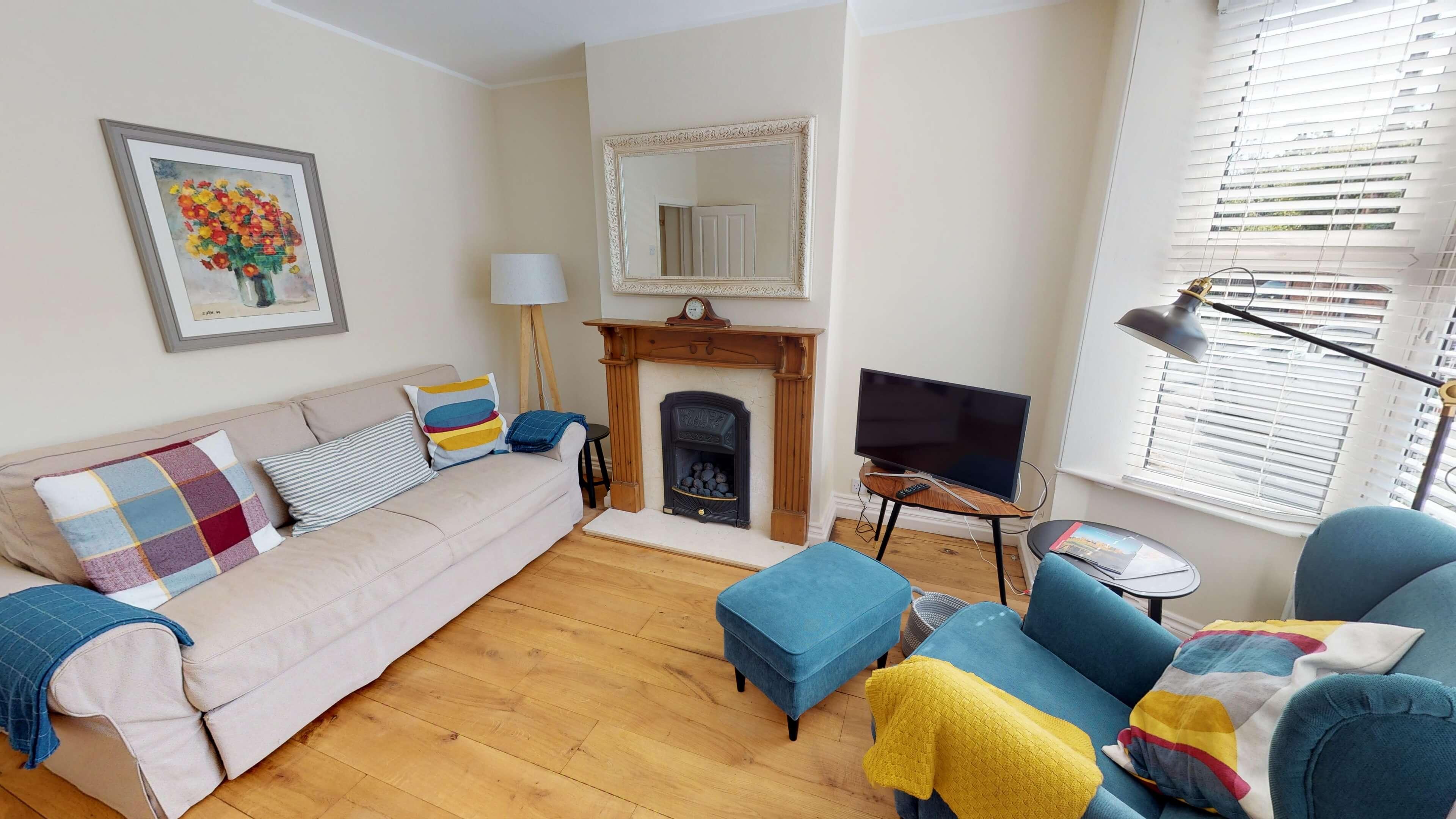 Gordon Street Living Room