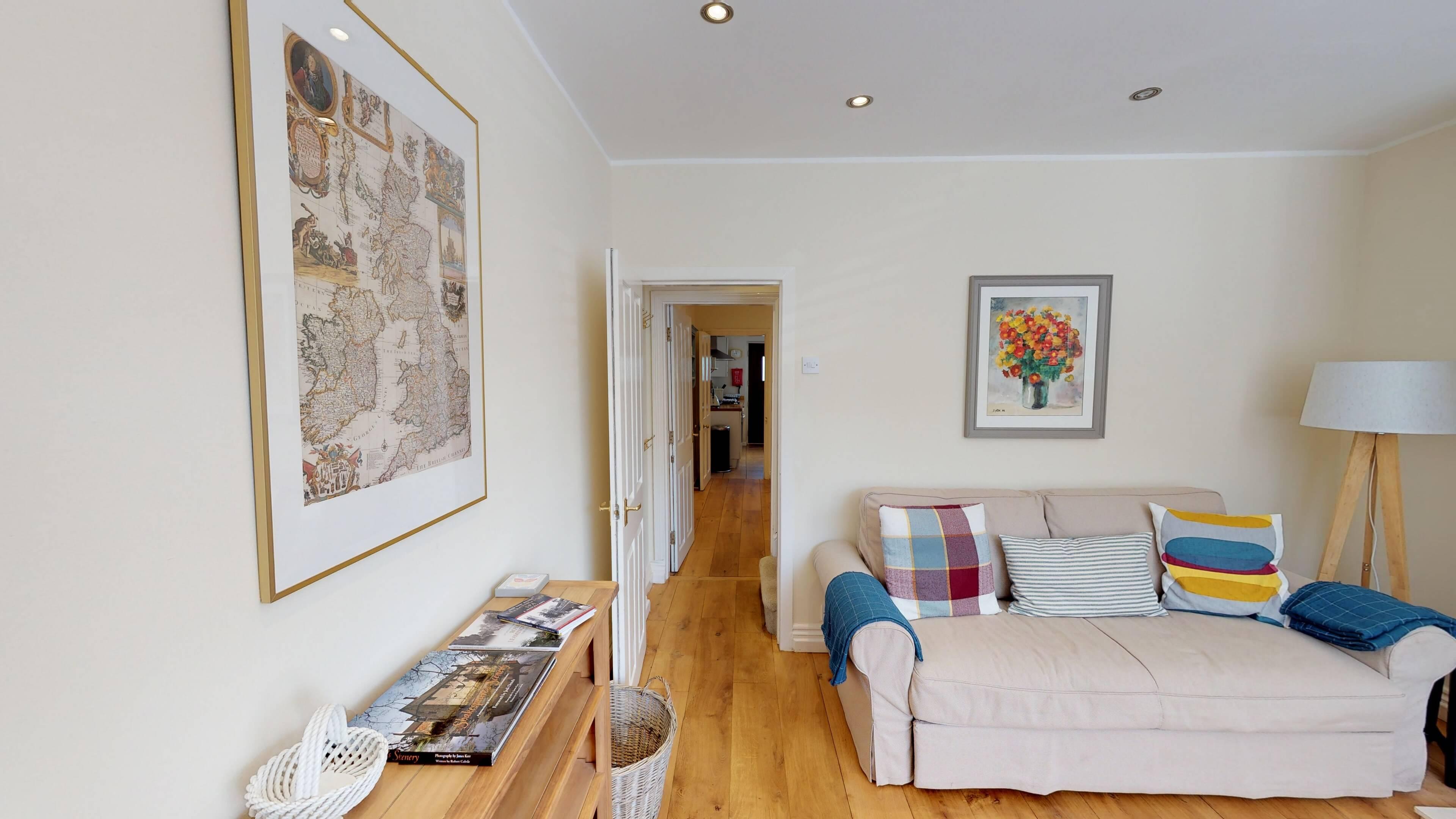 Gordon Street Living Room2