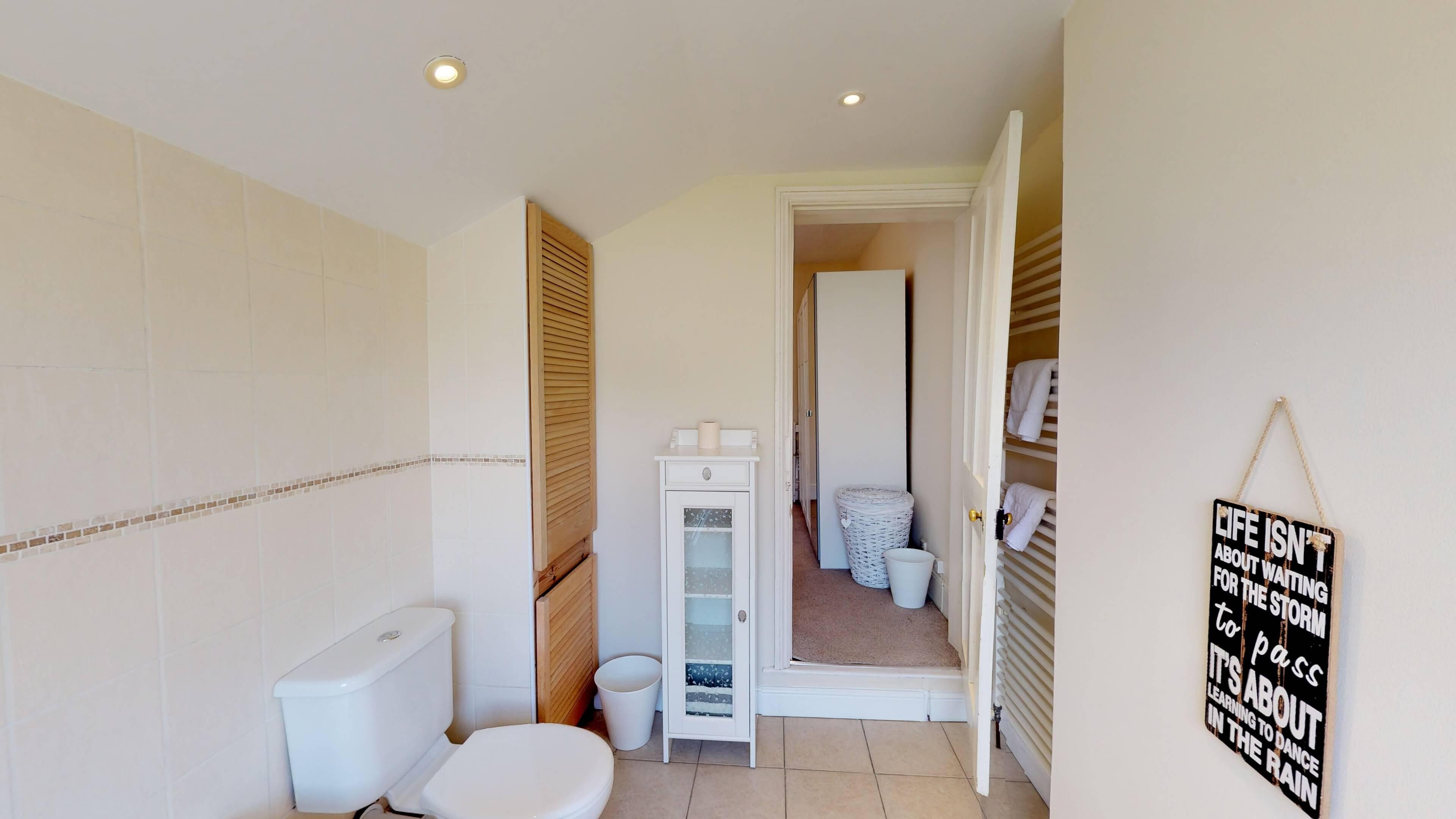 Gordon Street Toilet