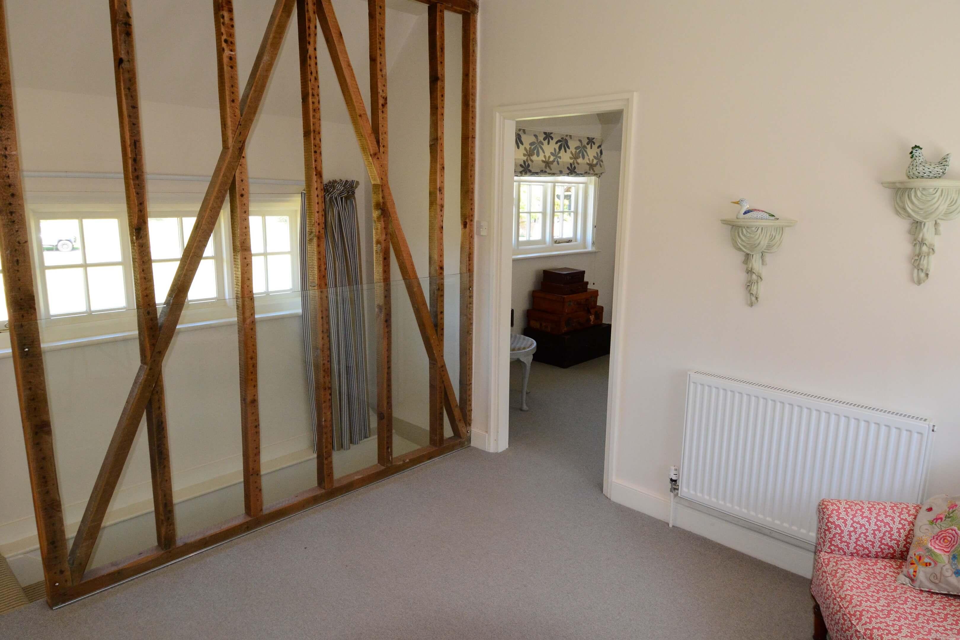 Gardners Cottage Hallway