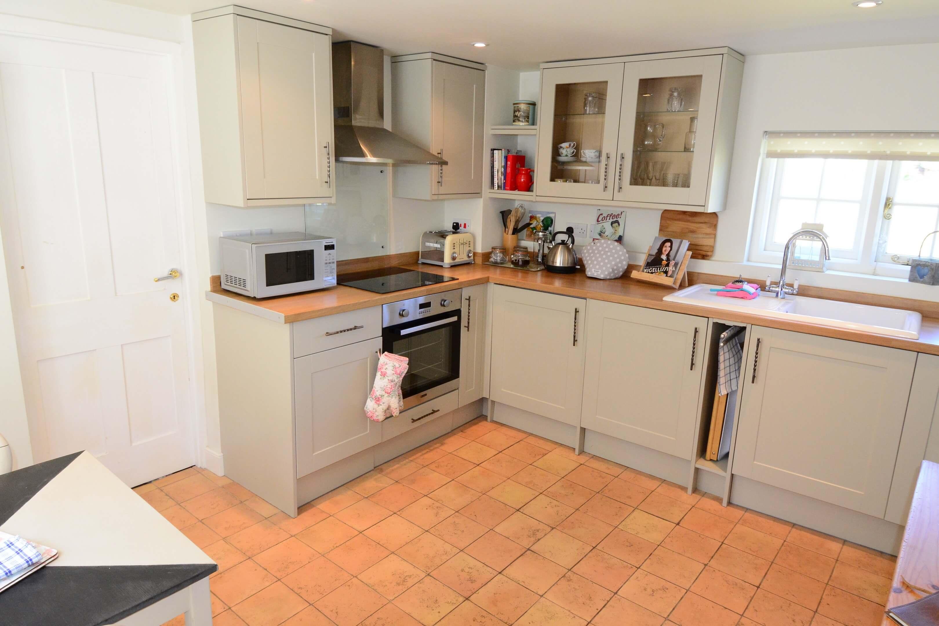 Gardners Cottage Kitchen