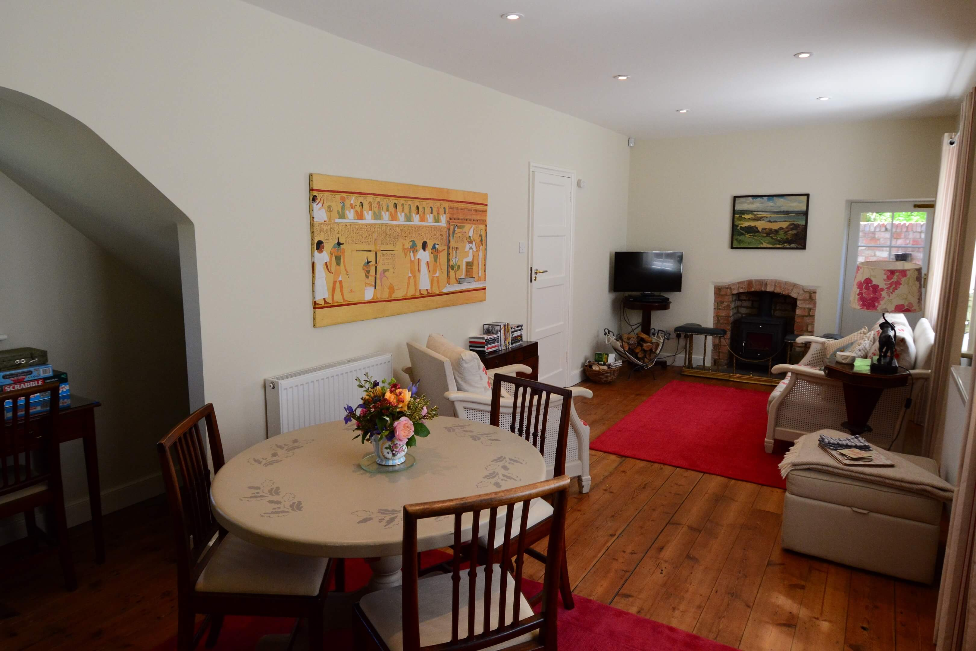 Gardners Cottage Living Room2