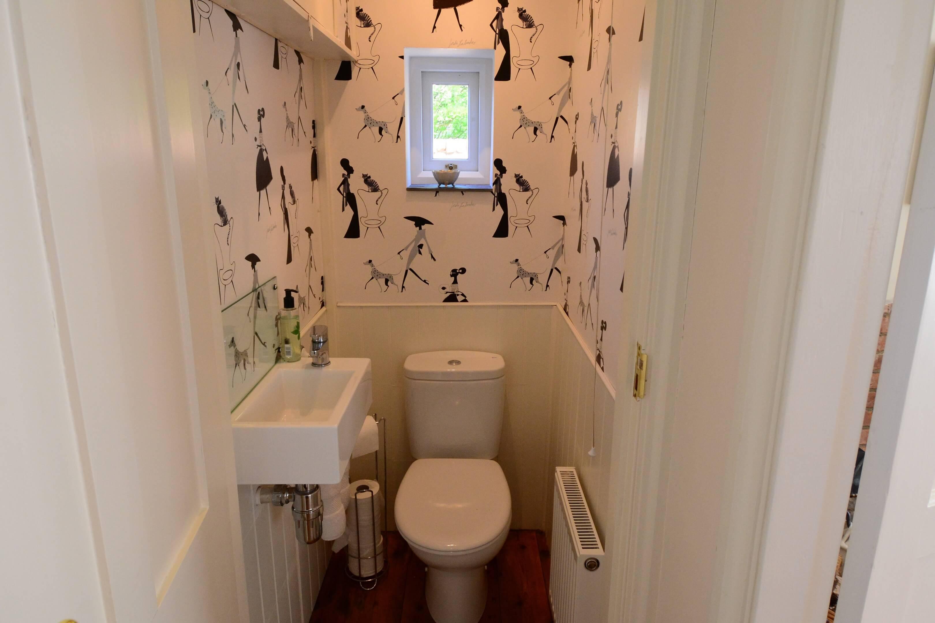 Gardners Cottage Toilet