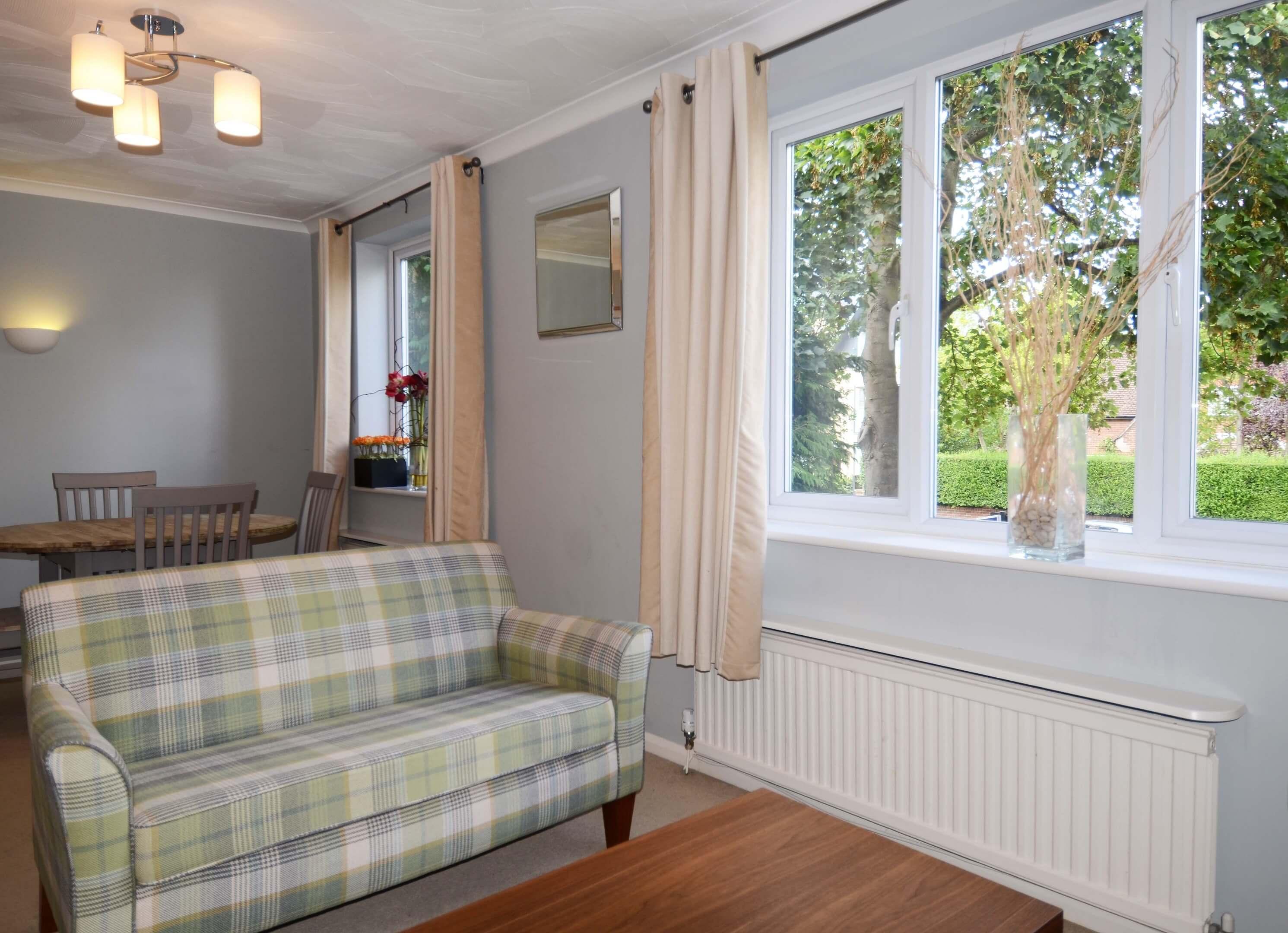 West Grove Living Room