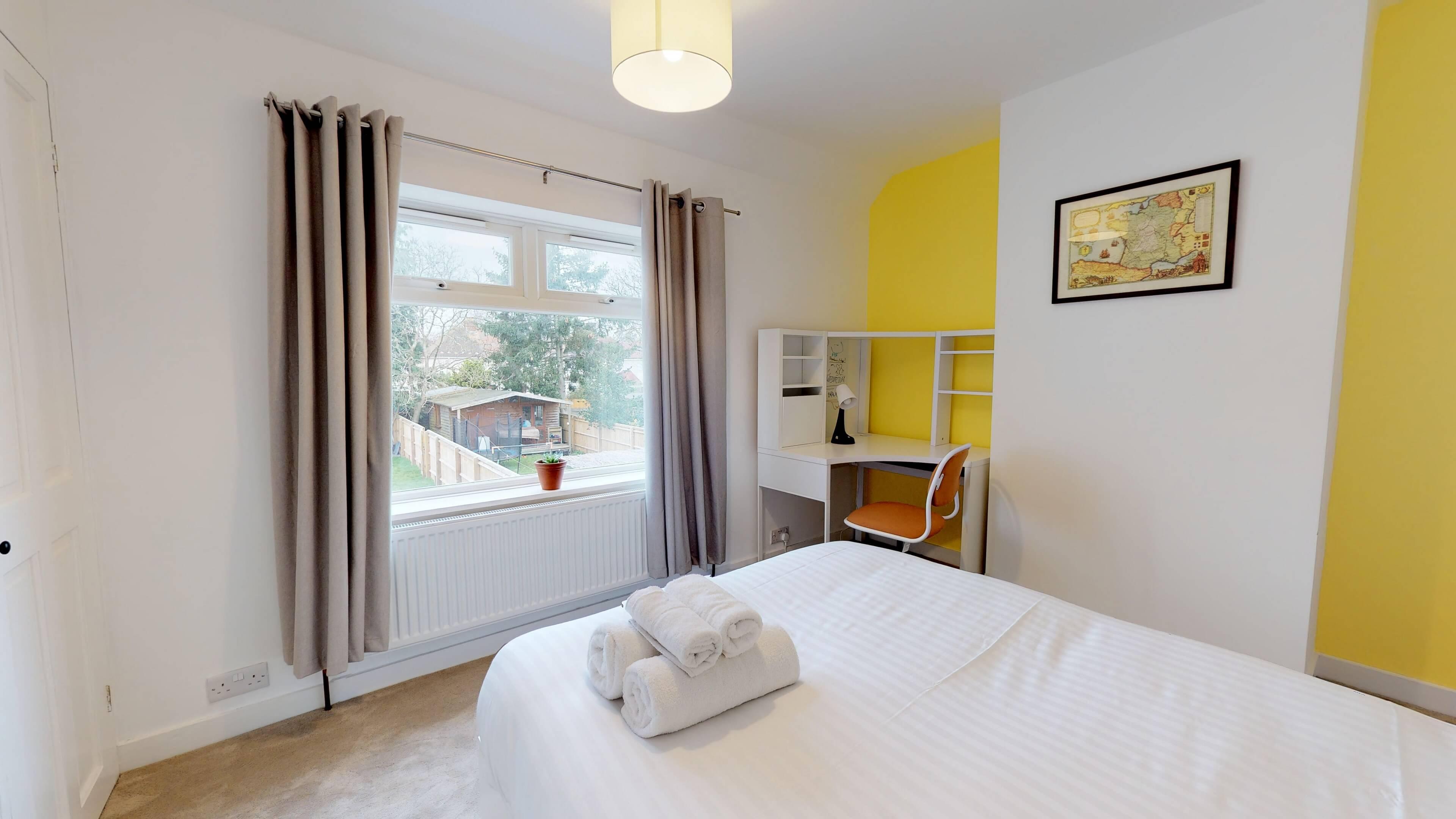 Ash Grove Bedroom