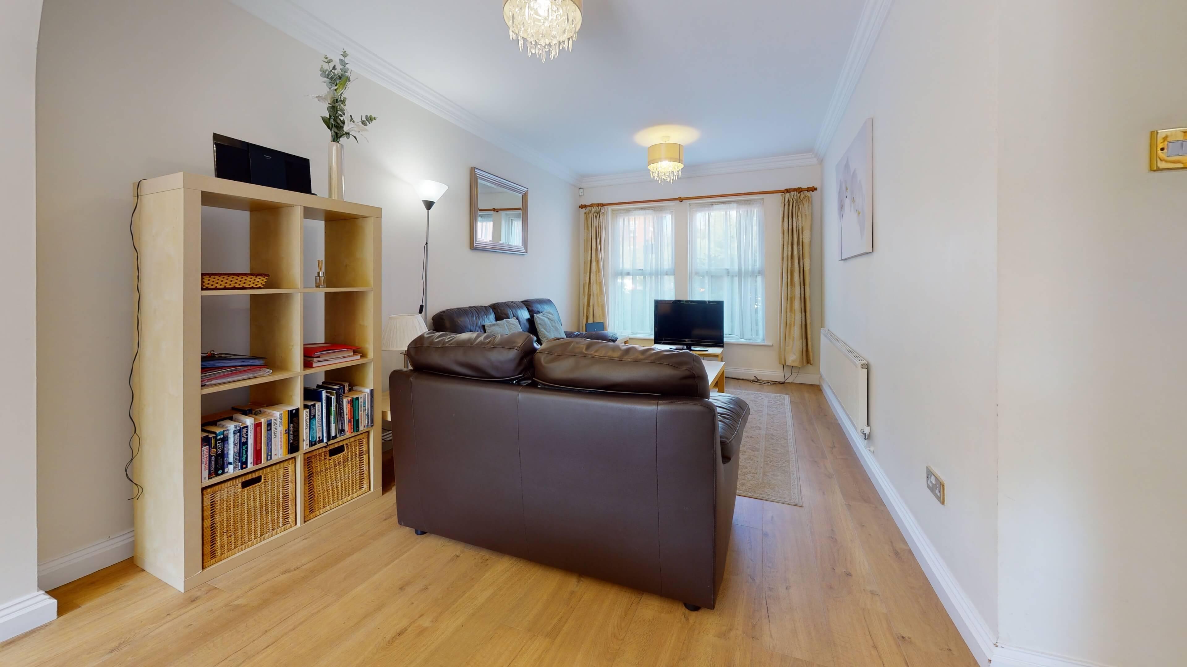 Rewley Road Living Room
