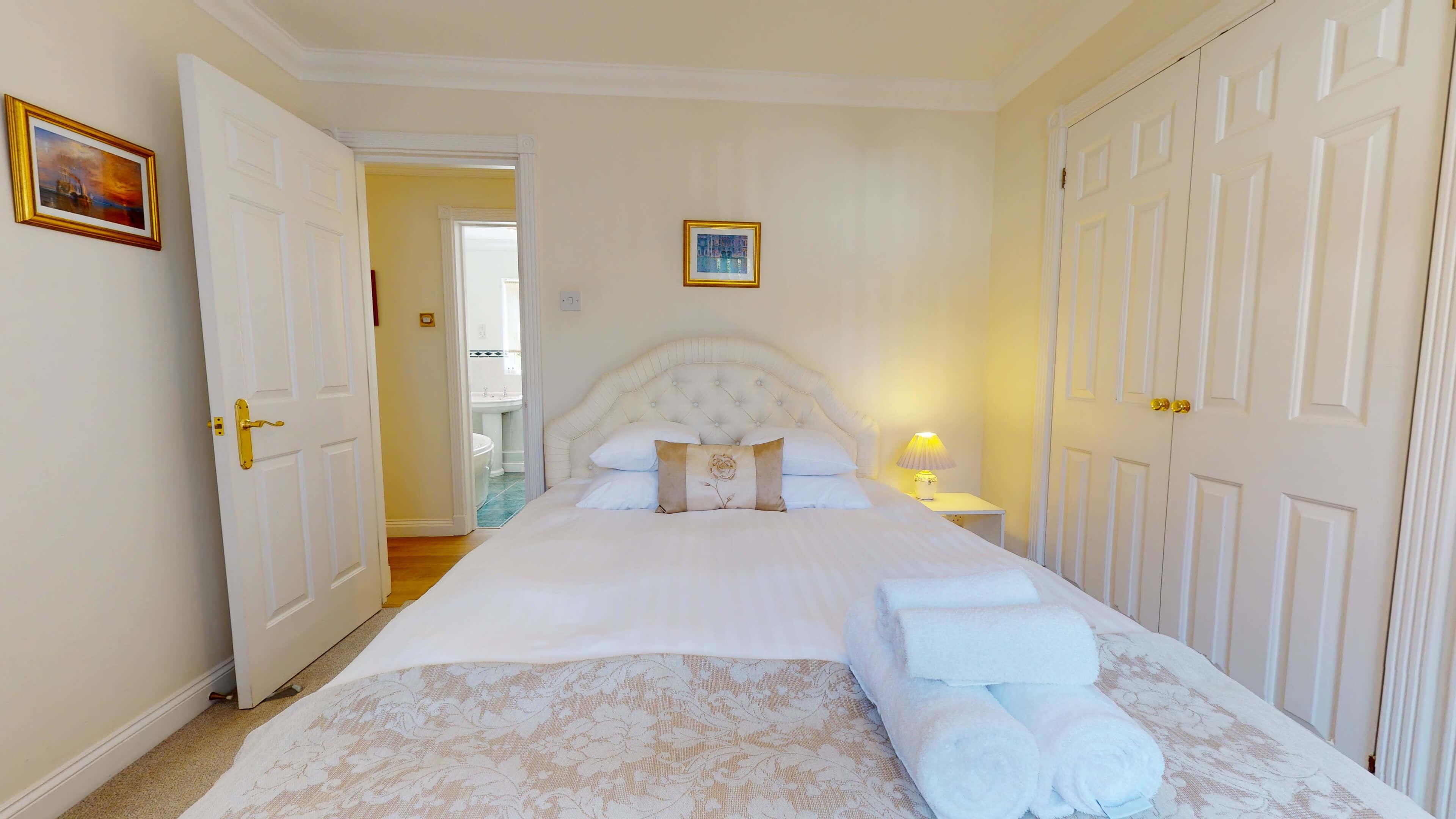 Rewley Road Oxford 2 Bed Rewley Road Bedroom King 2