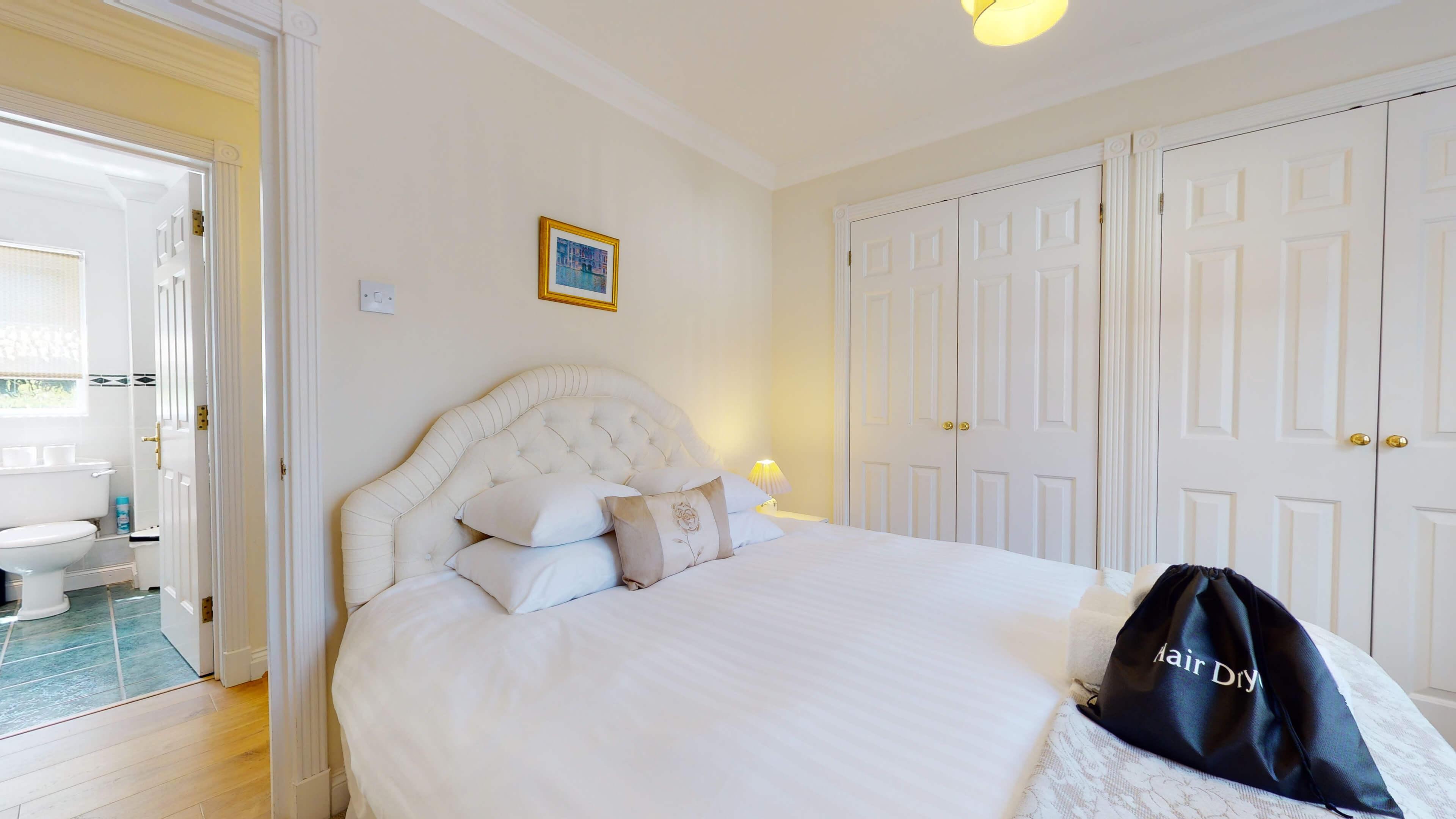 Rewley Road Oxford 2 Bed Rewley Road Bedroom King