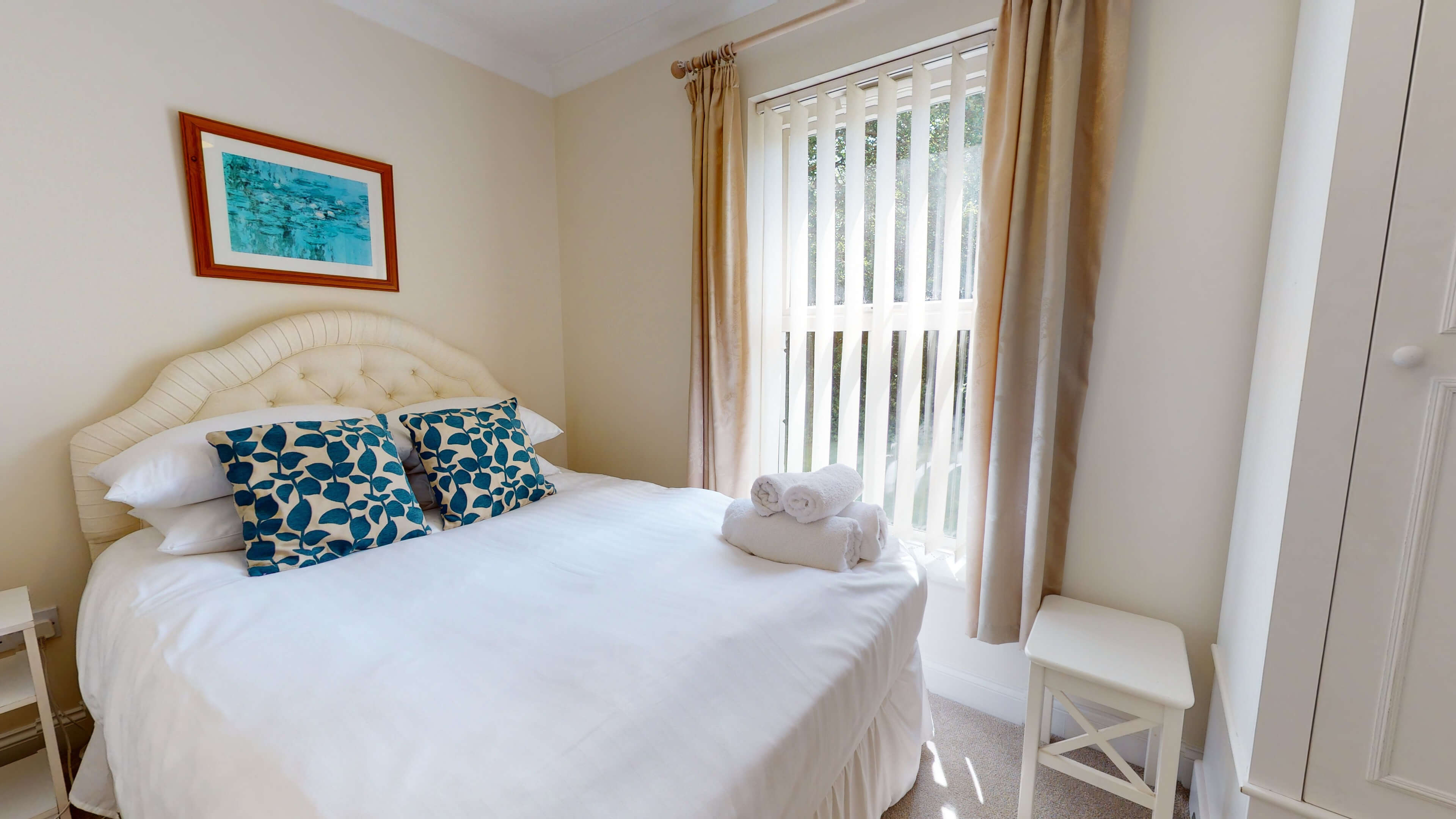 Rewley Road Oxford 2 Bed Rewley Road Bedroom One 2