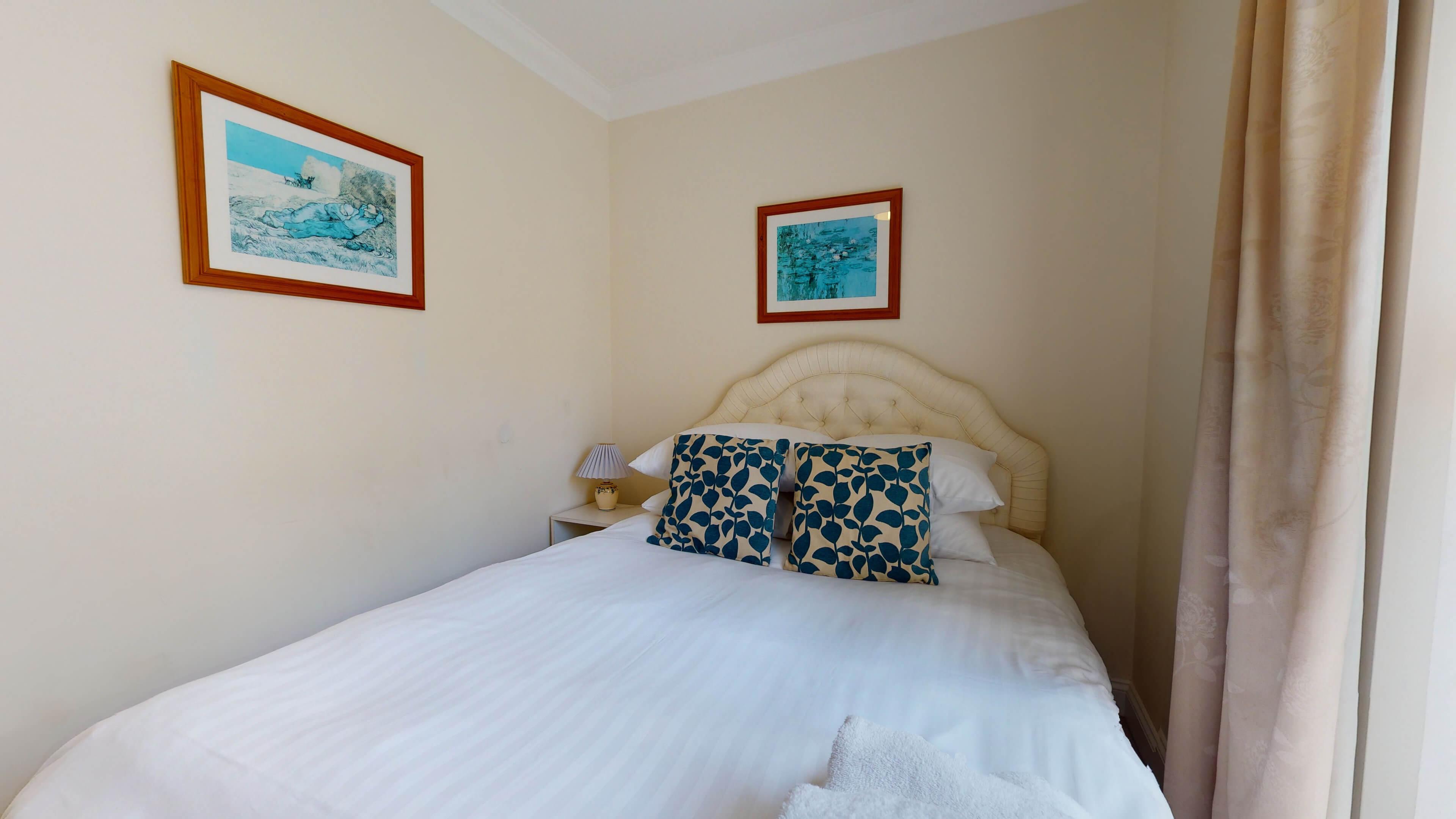 Rewley Road Oxford 2 Bed Rewley Road Bedroom One 3