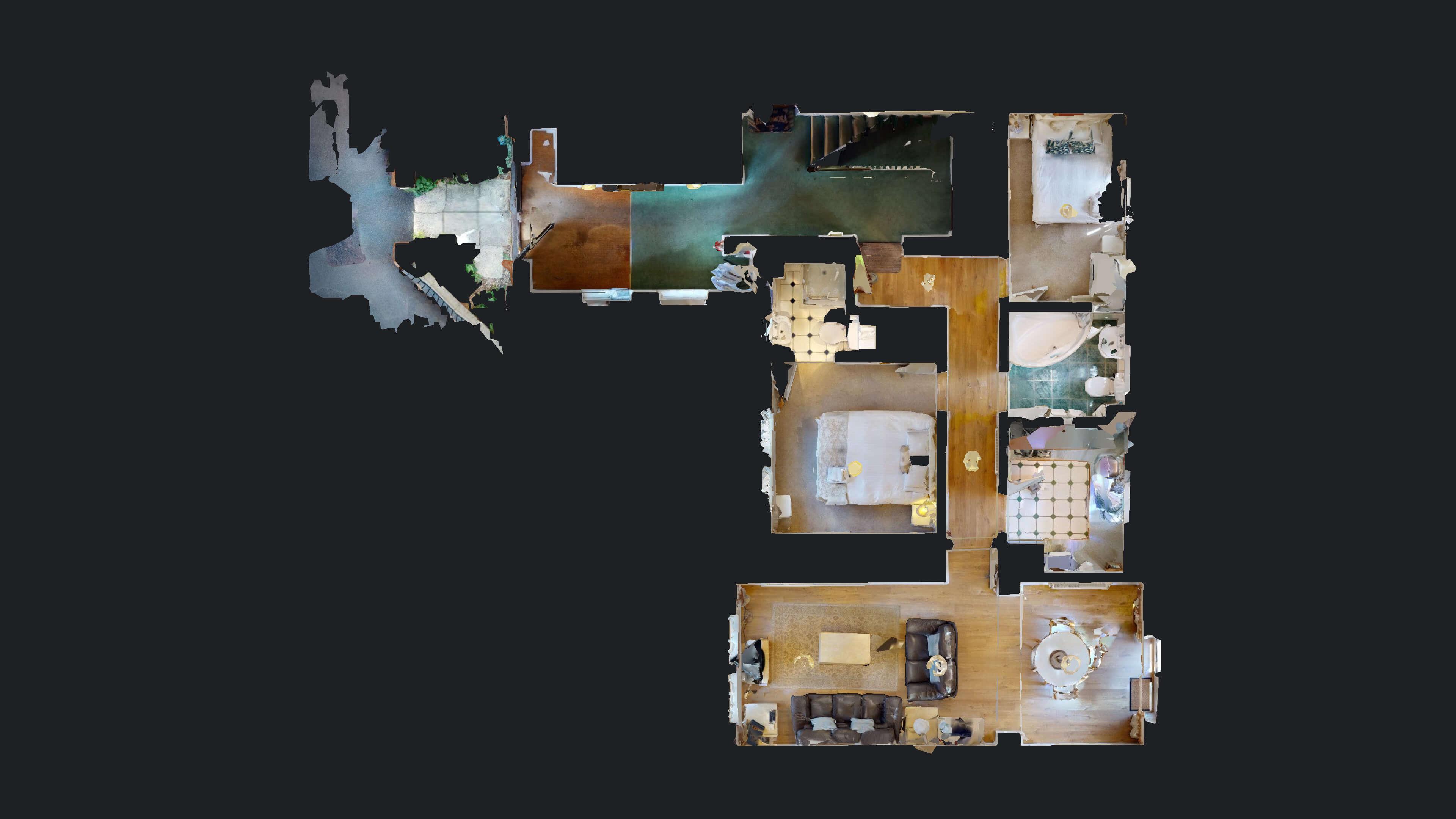 Rewley Road Oxford 2 Bed Rewley Road Floor Plan