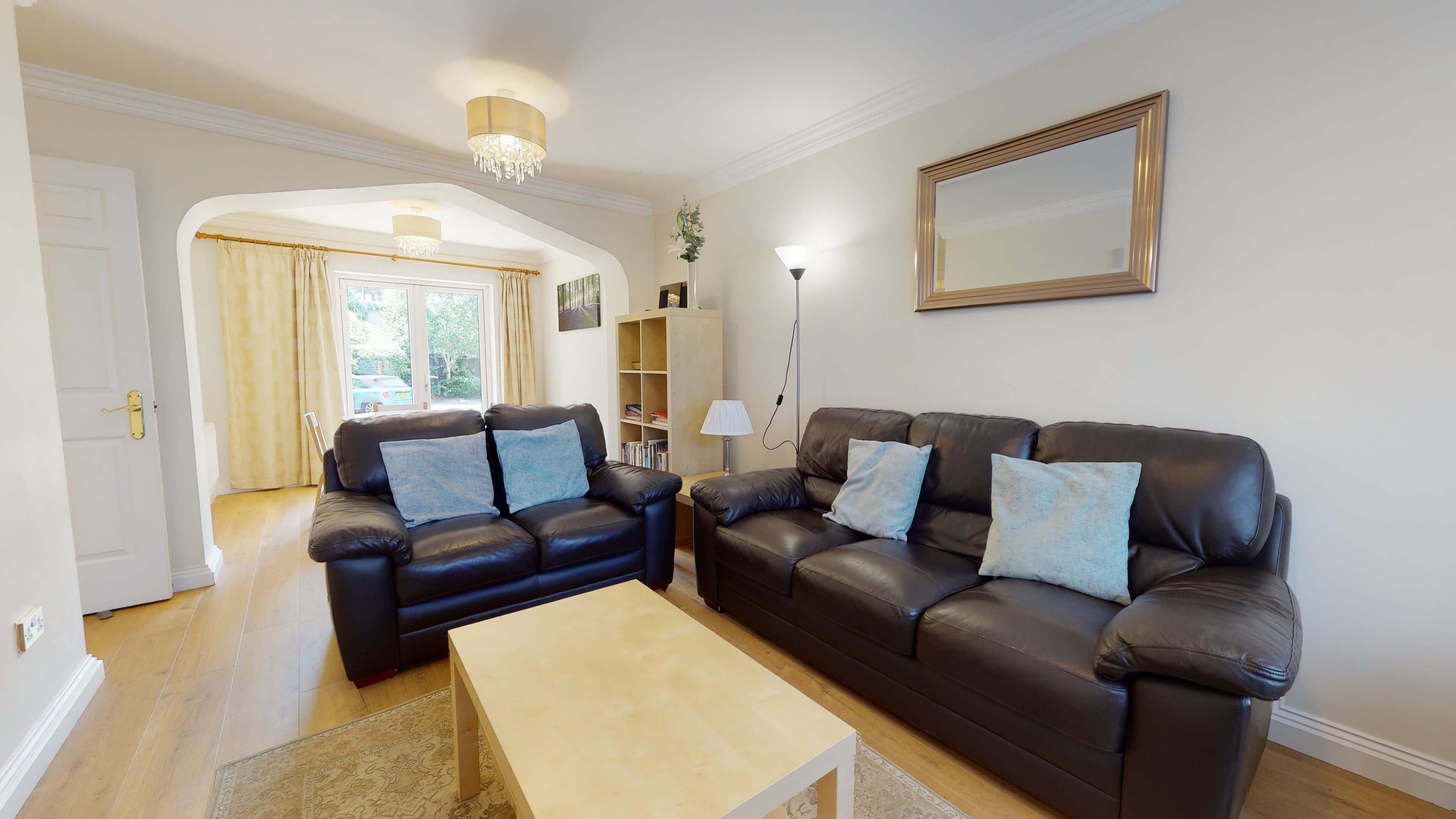 Rewley Road Oxford 2 Bed Rewley Road Living 3