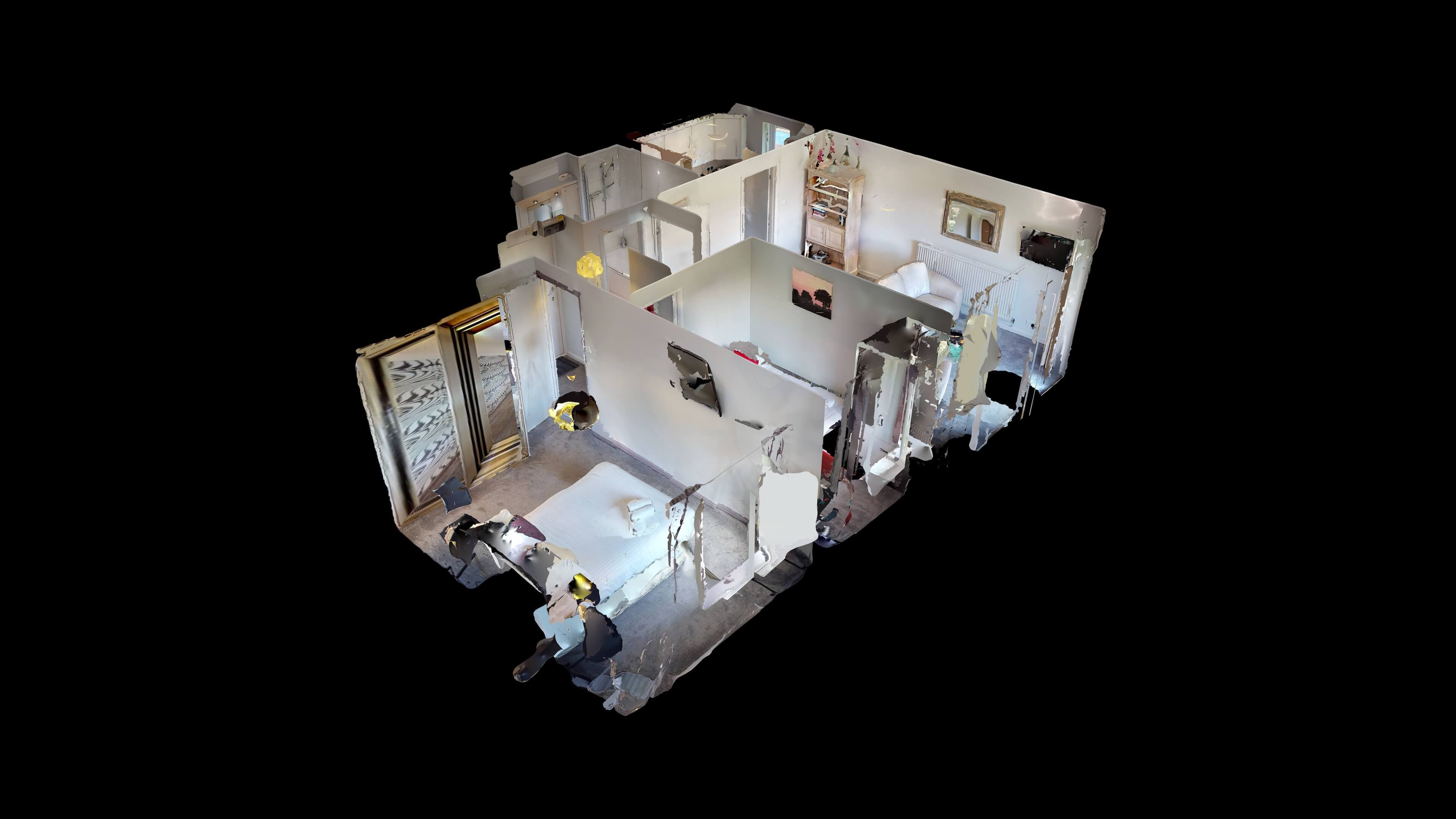 Short Stay Oxford The Firs Apartment Dollhouse View