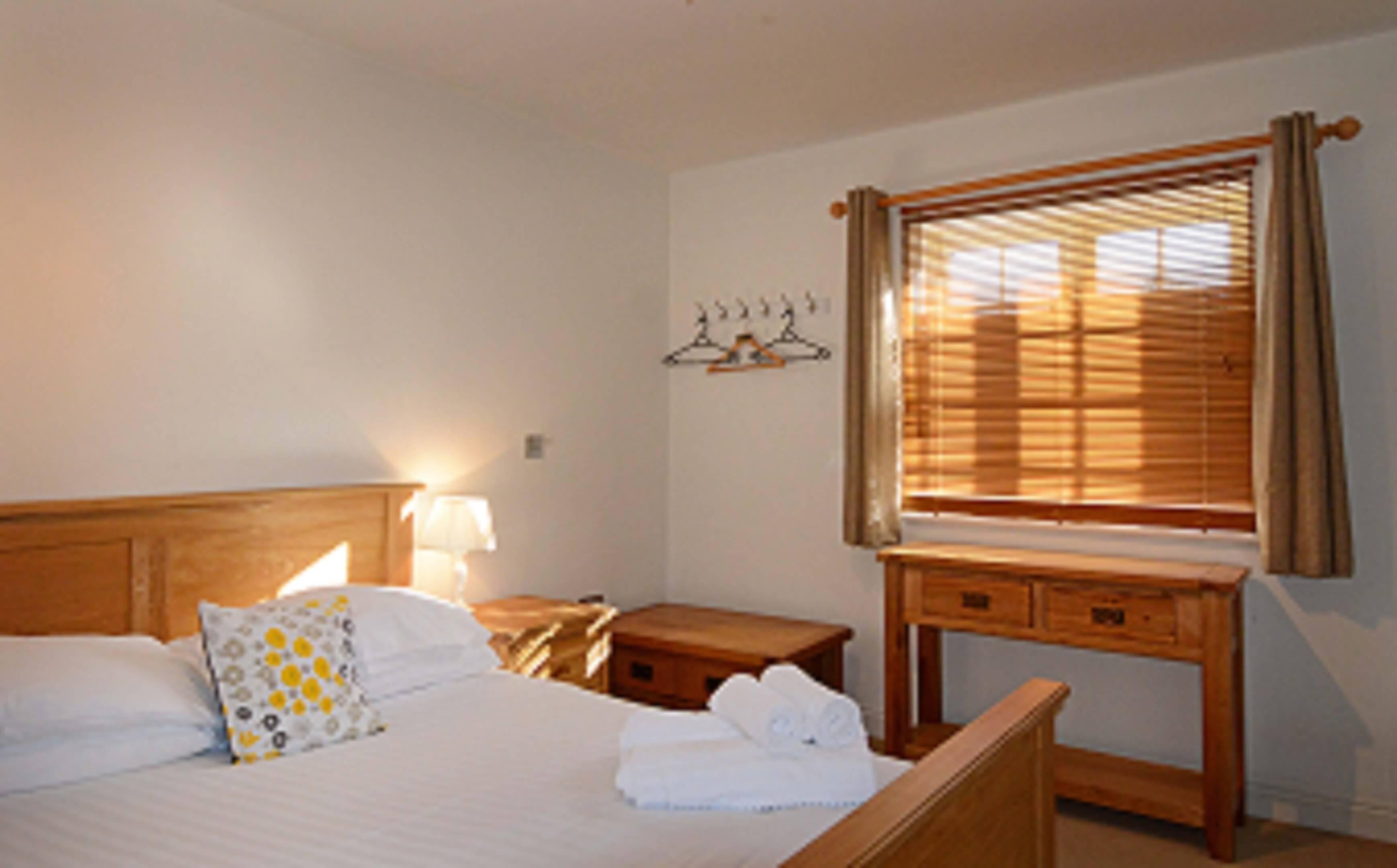 Station Cottage Bedroom1