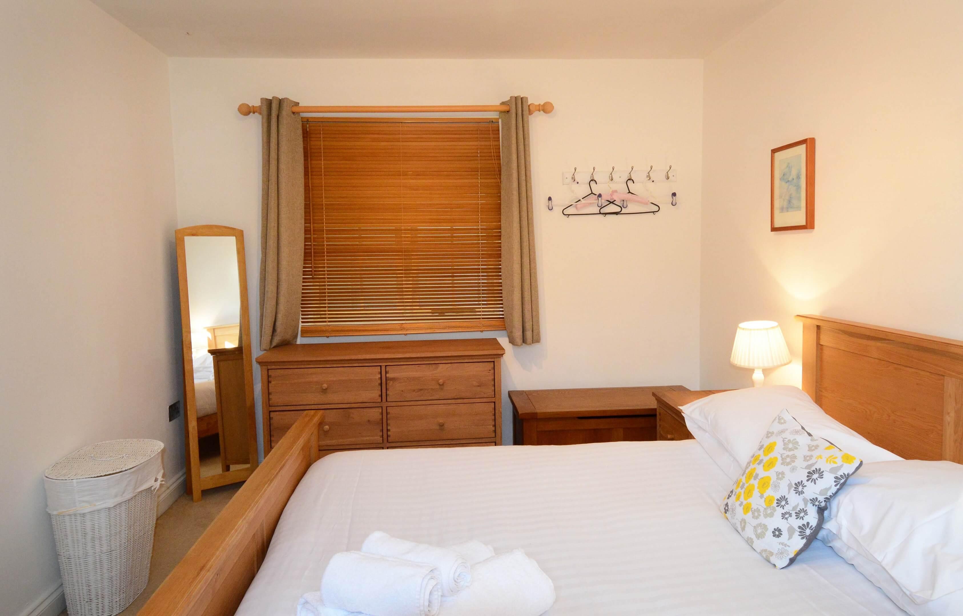 Station Cottage Bedroom