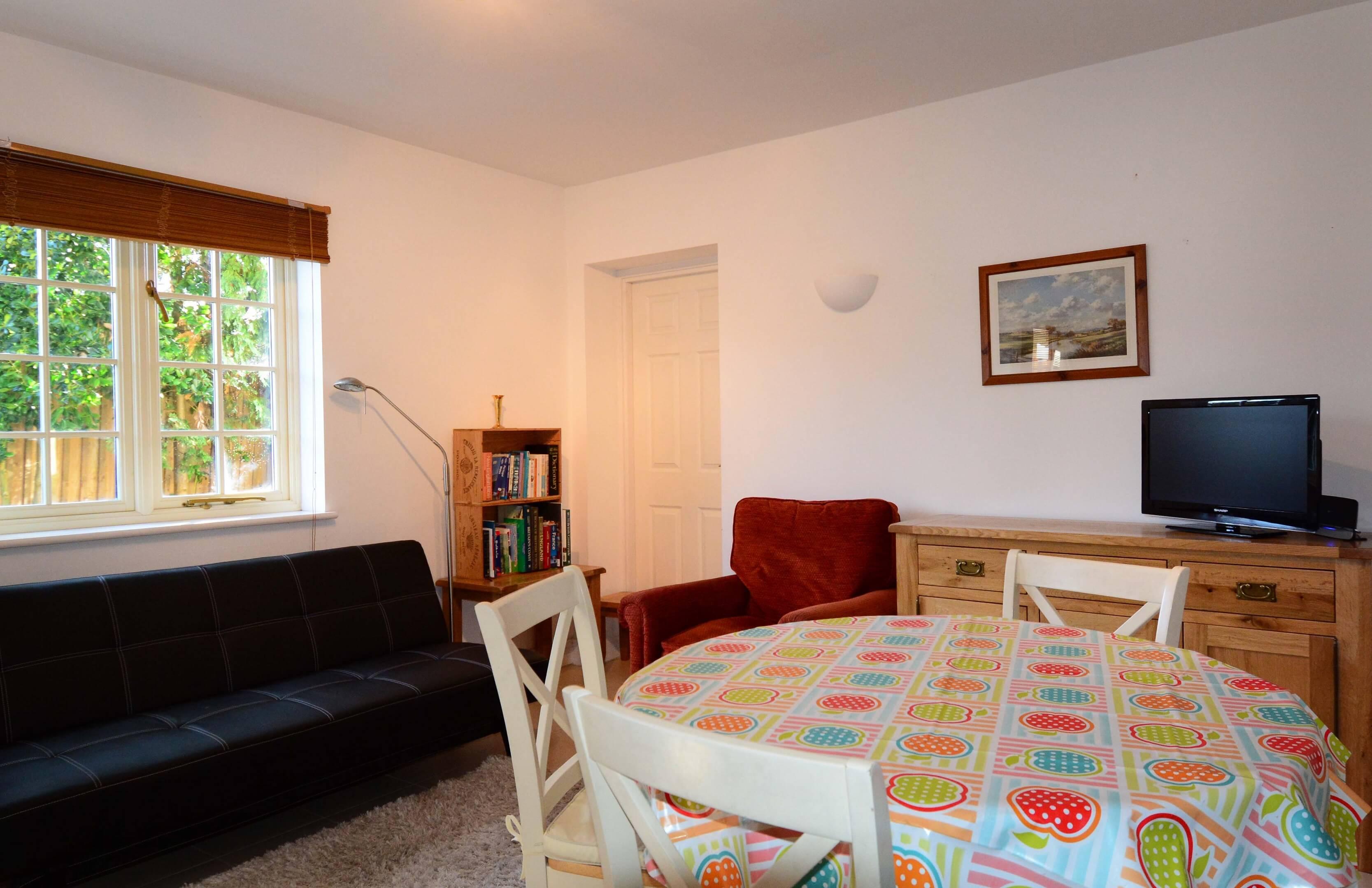 Station Cottage Living Room2