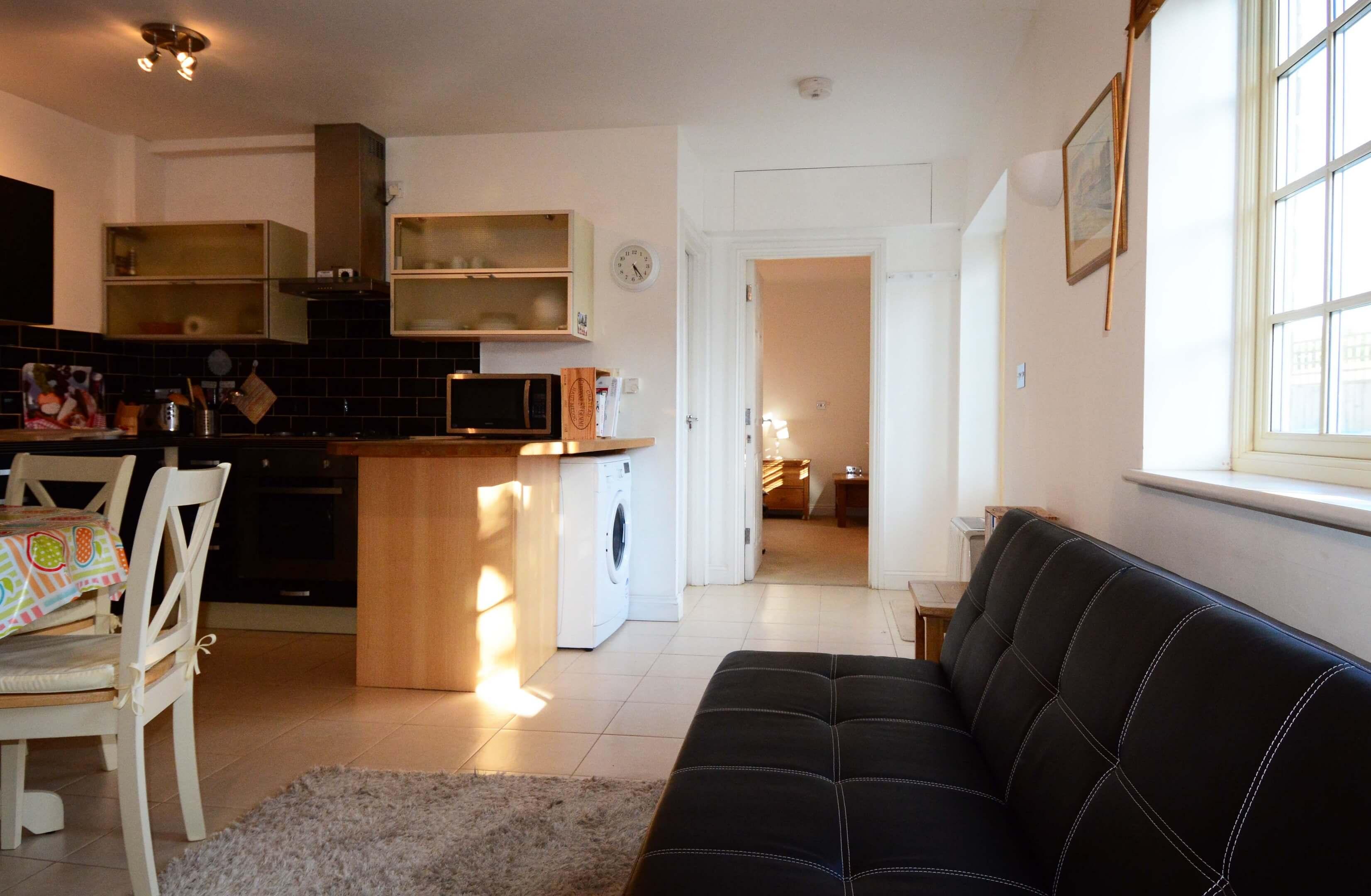 Station Cottage Living Room