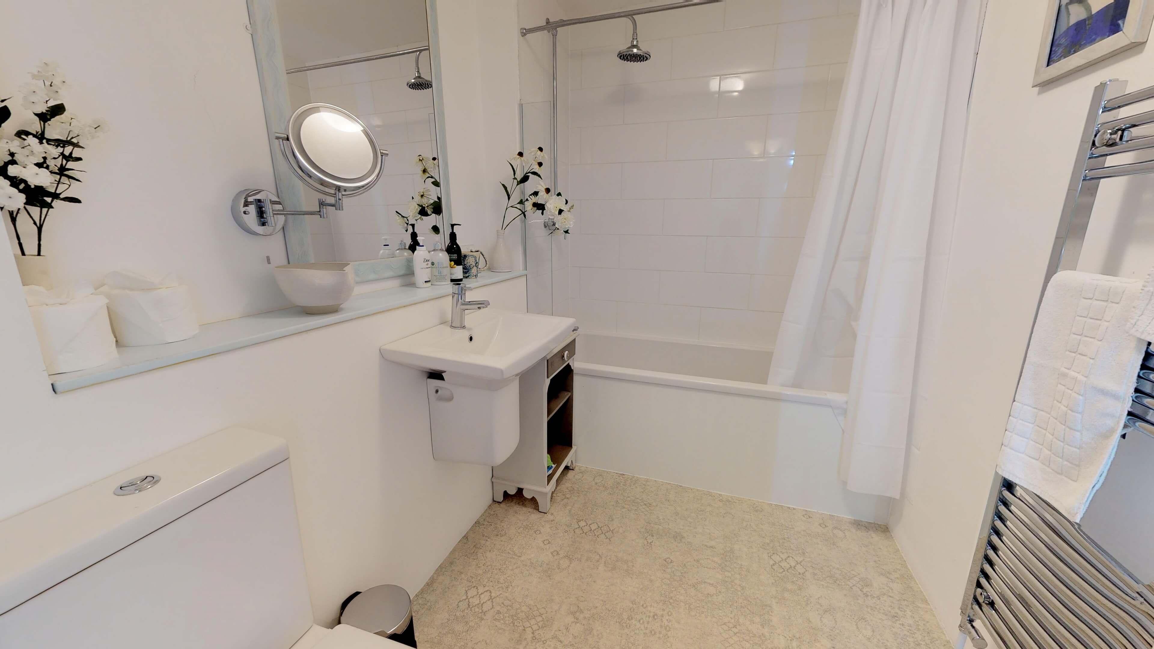 Thames View Bathroom