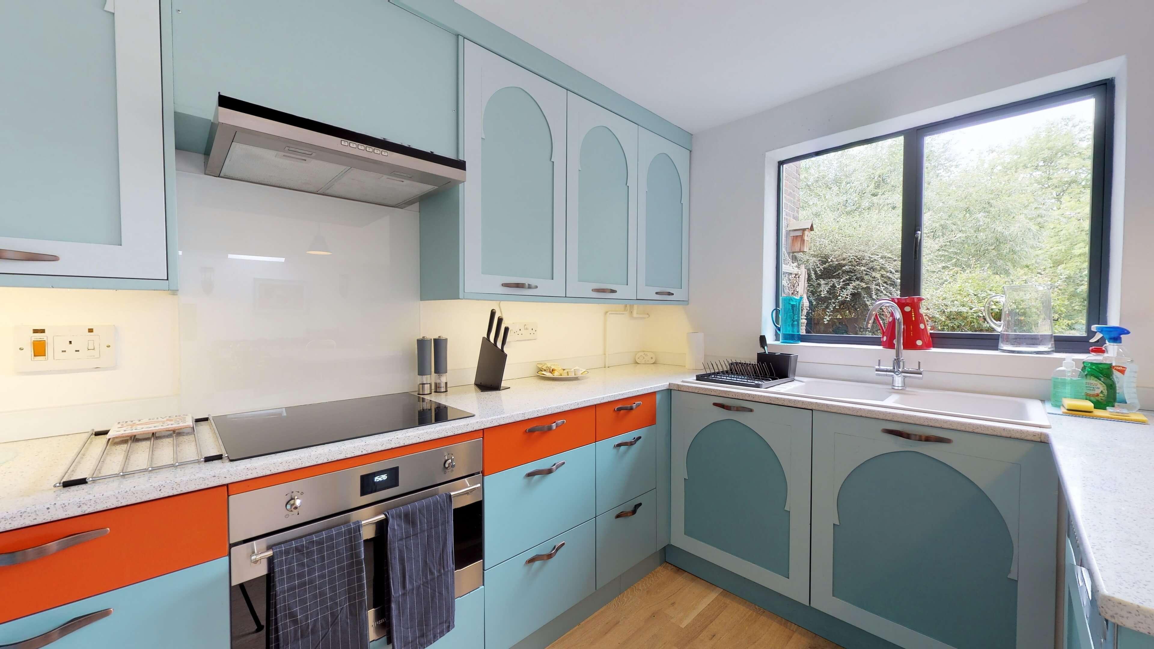 Thames View Kitchen