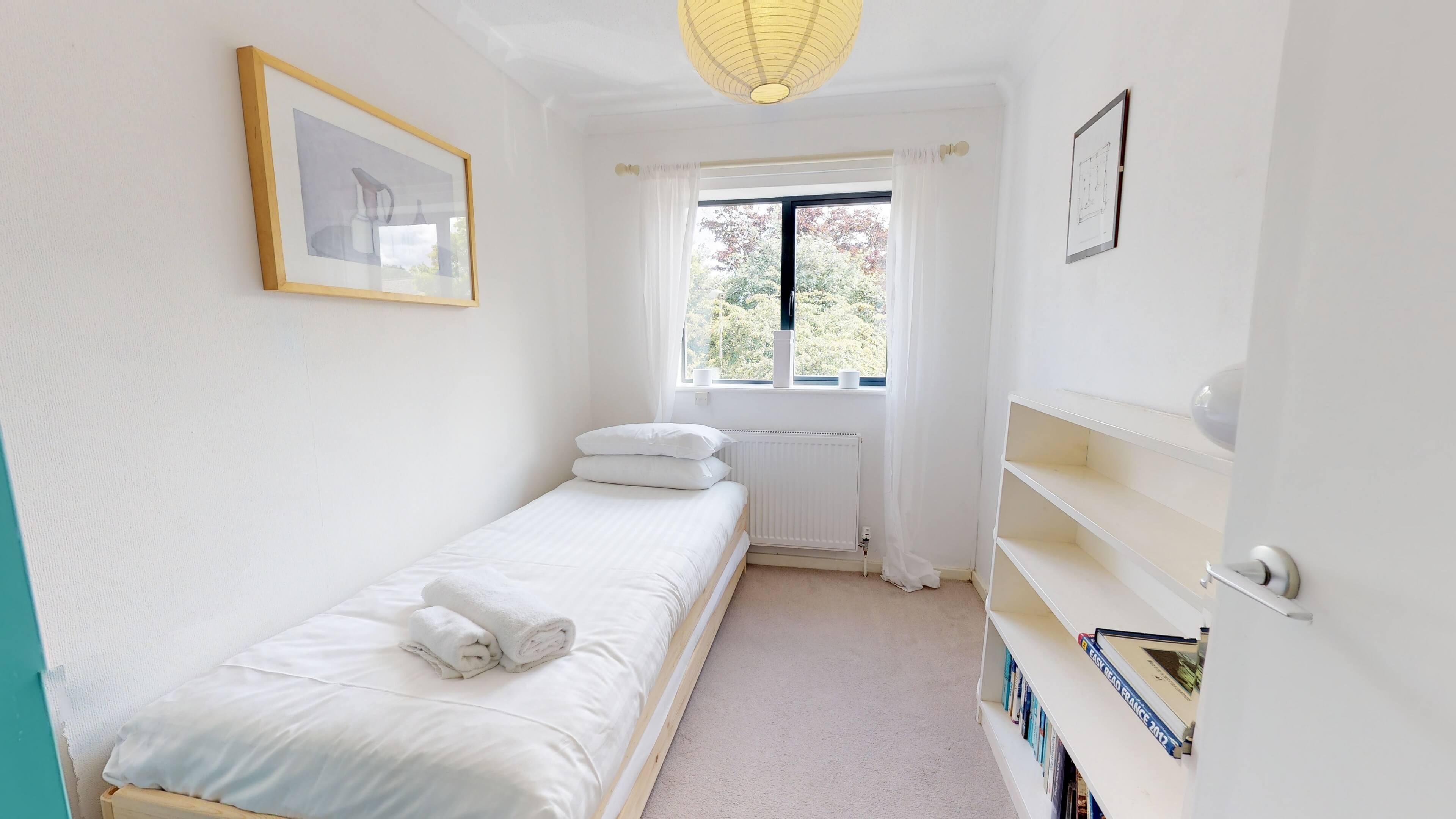 Thames View Single Room