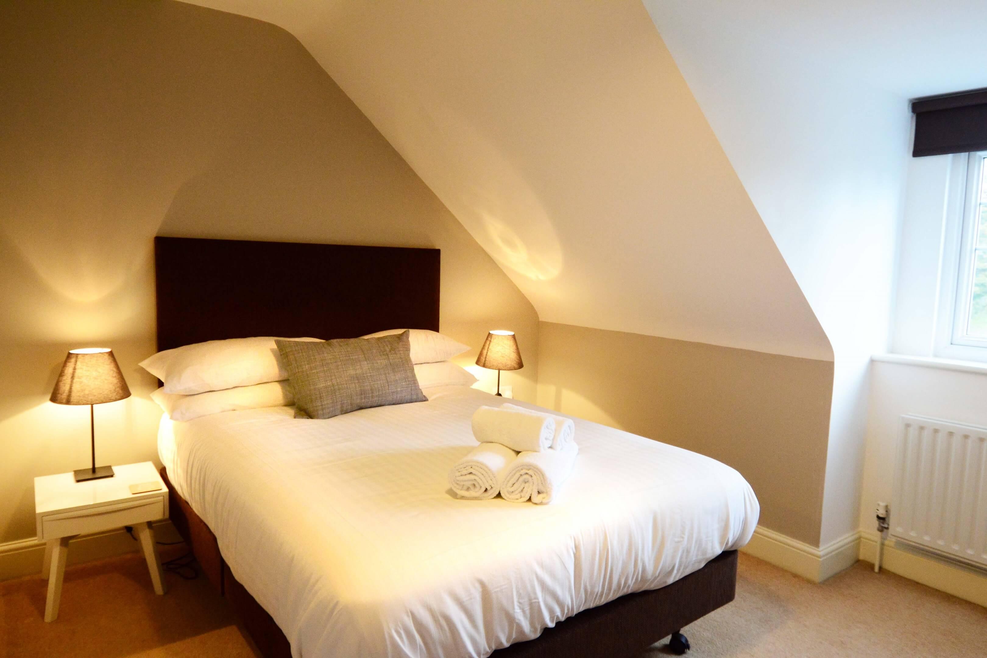 Bladon Suite Bedroom