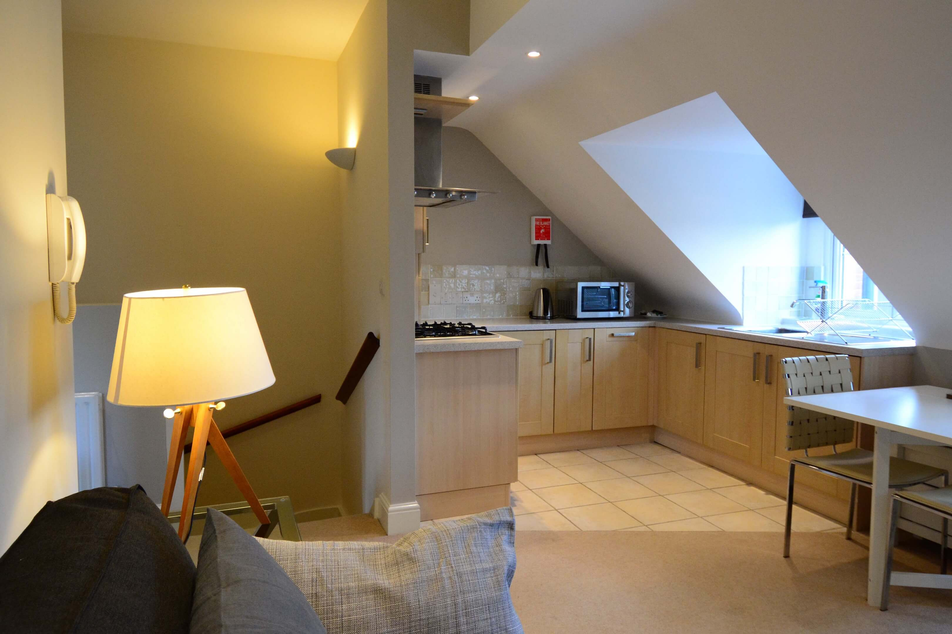 Bladon Suite Living Room