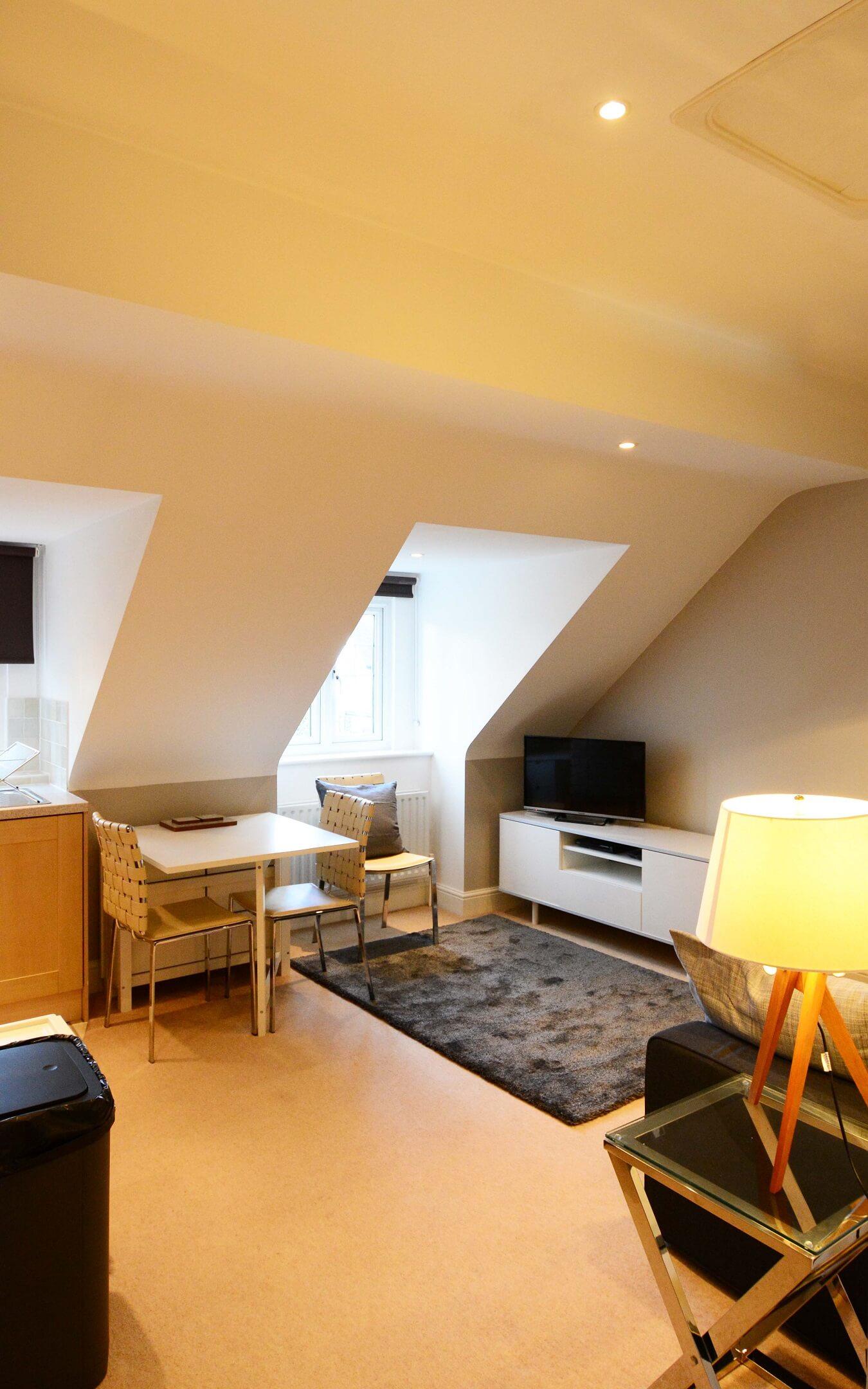 Bladon Suite Living Roomthree