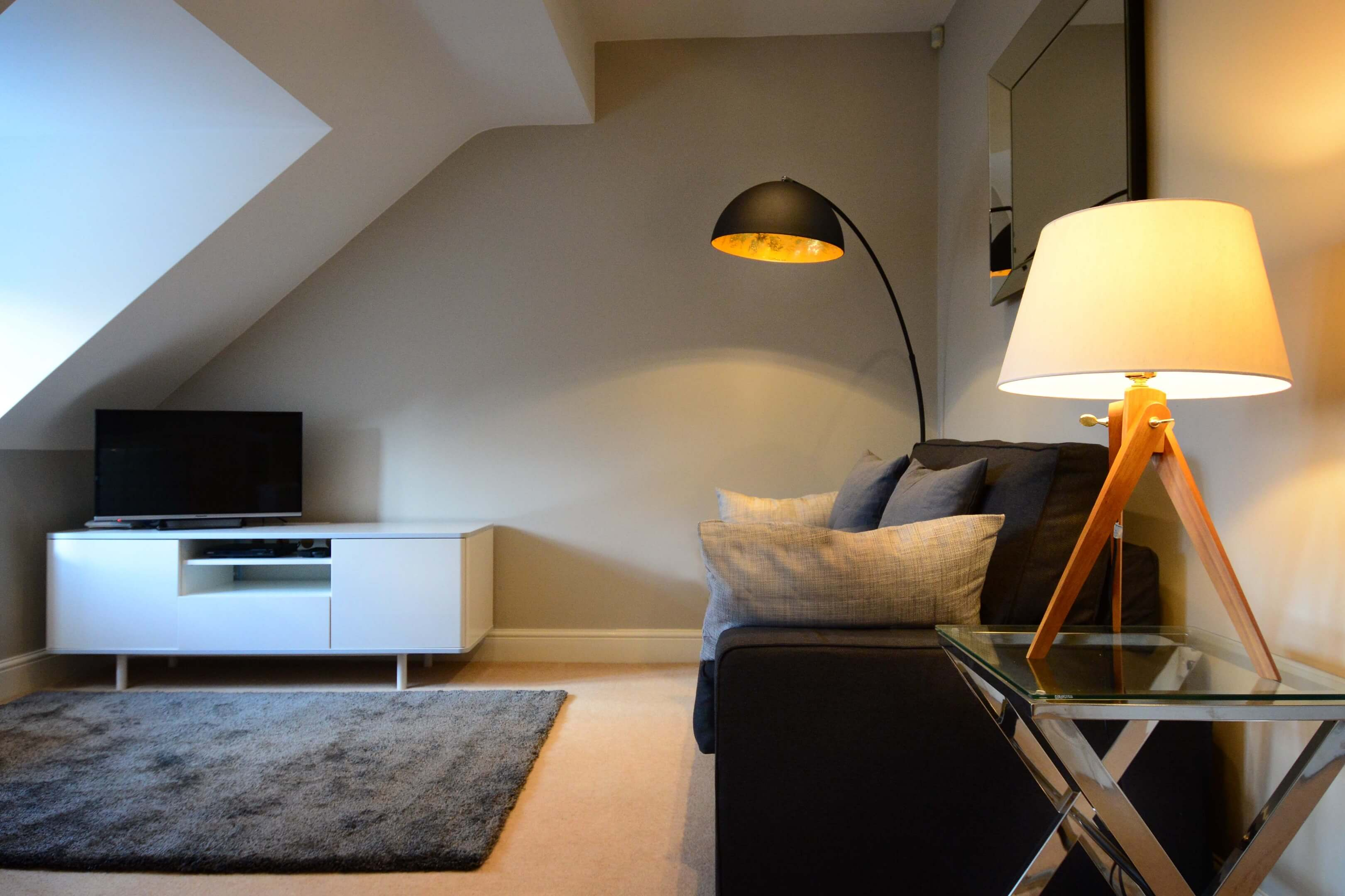 Bladon Suite Living Roomtwo