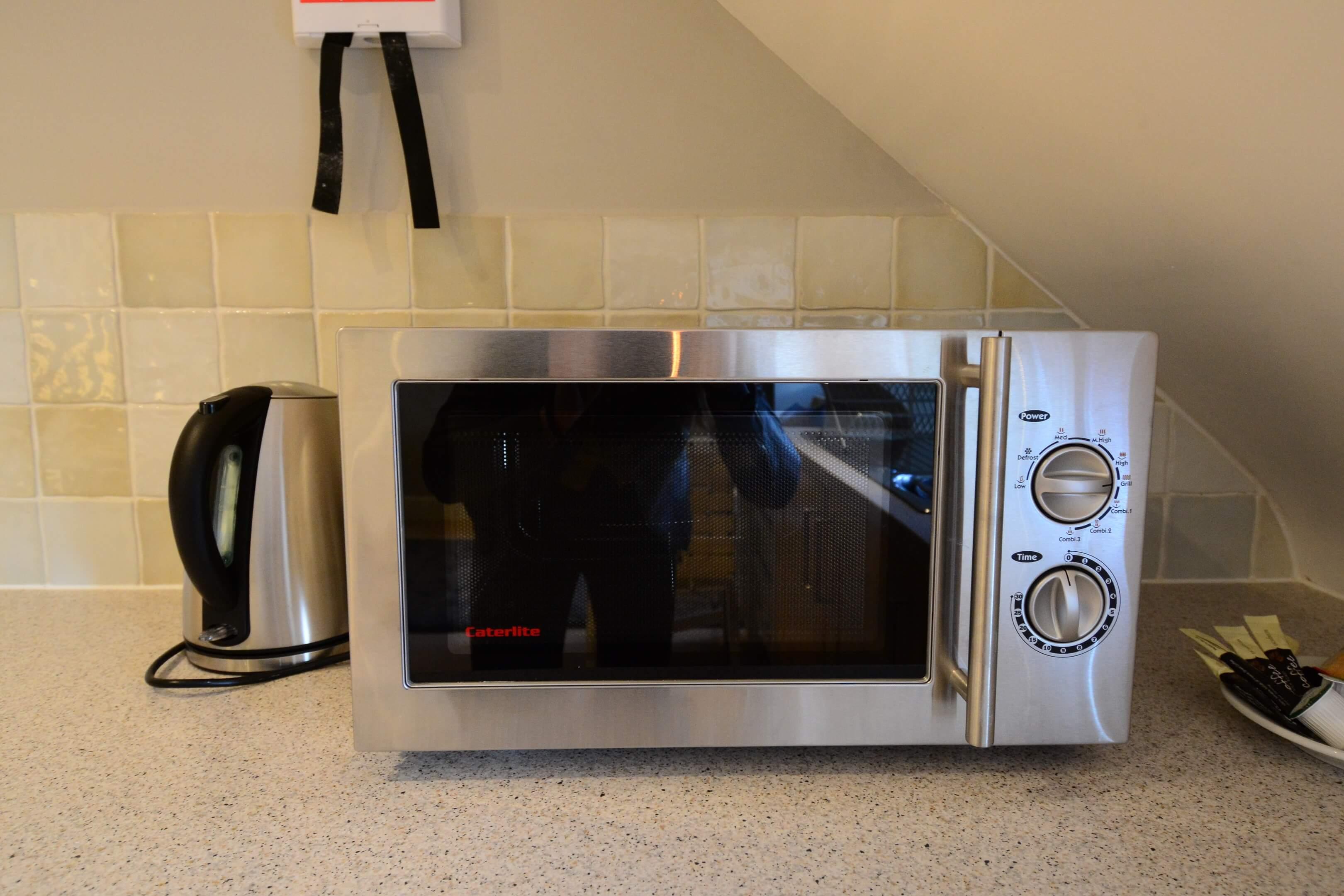 Bladon Suite Microwave