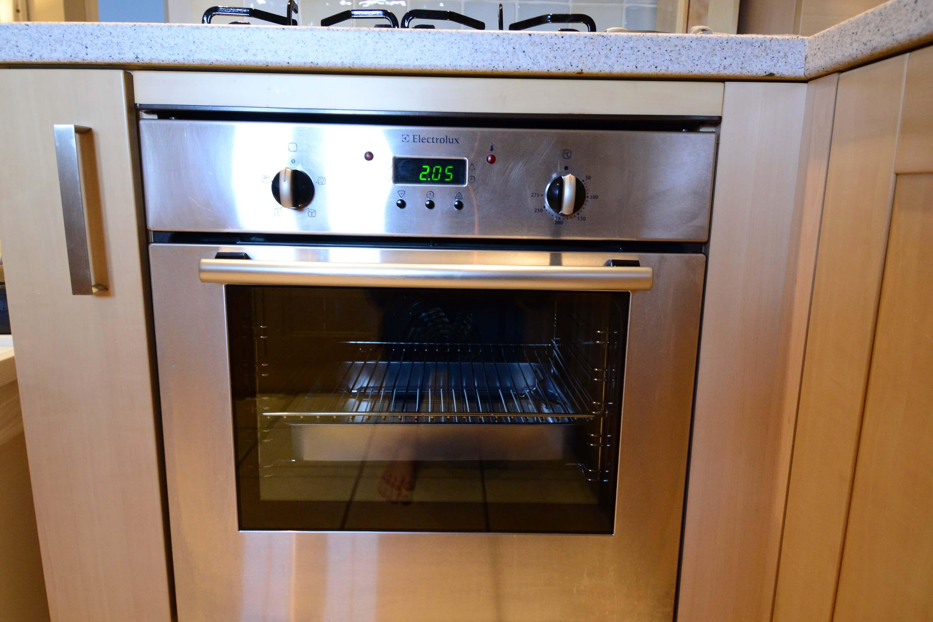 Bladon Suite Oven