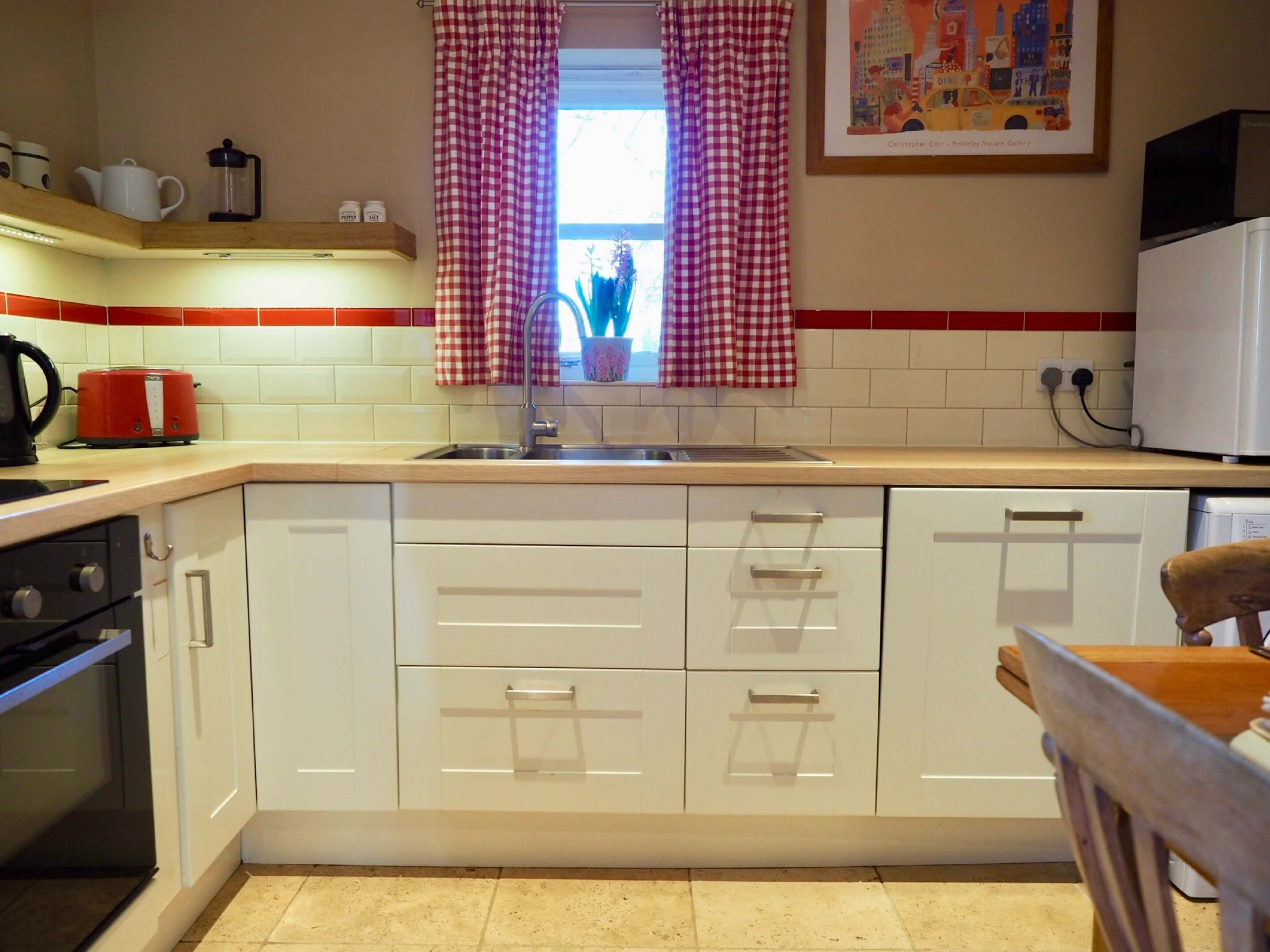 The Old Stables Kitchen One