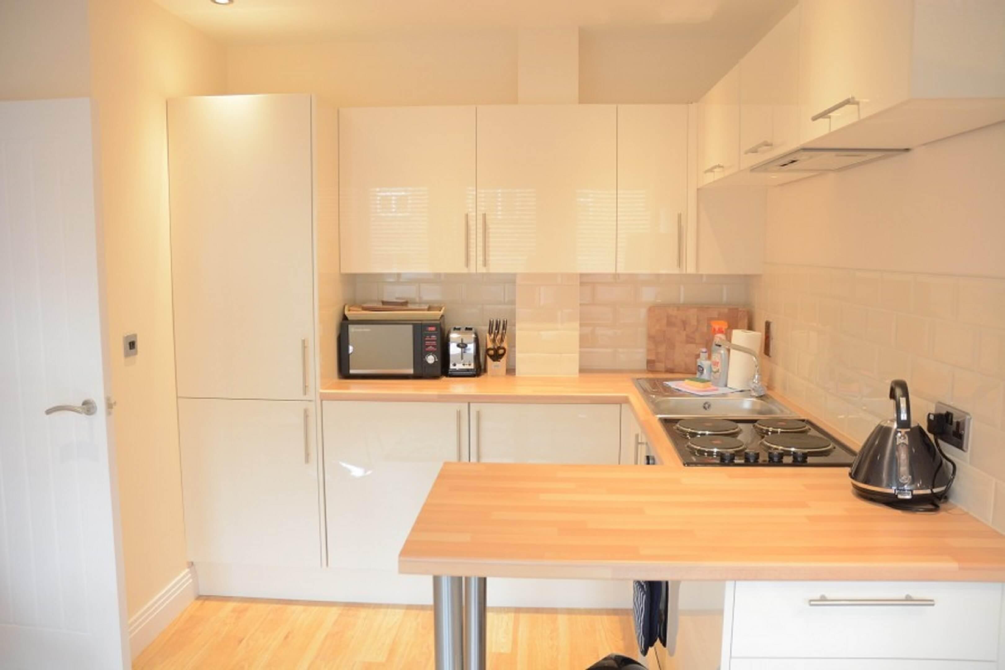 Morris Apartments Nomad Suite 14 Kitchen