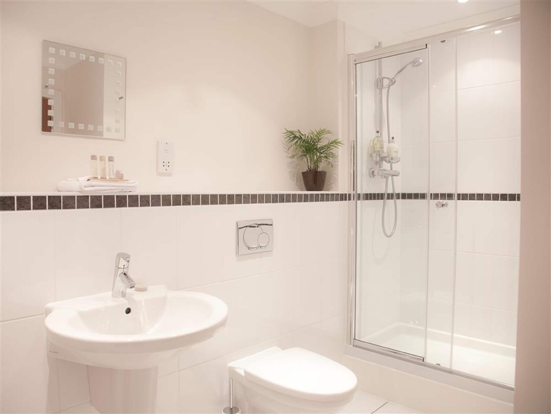 Clear Water Bathroom Toilet