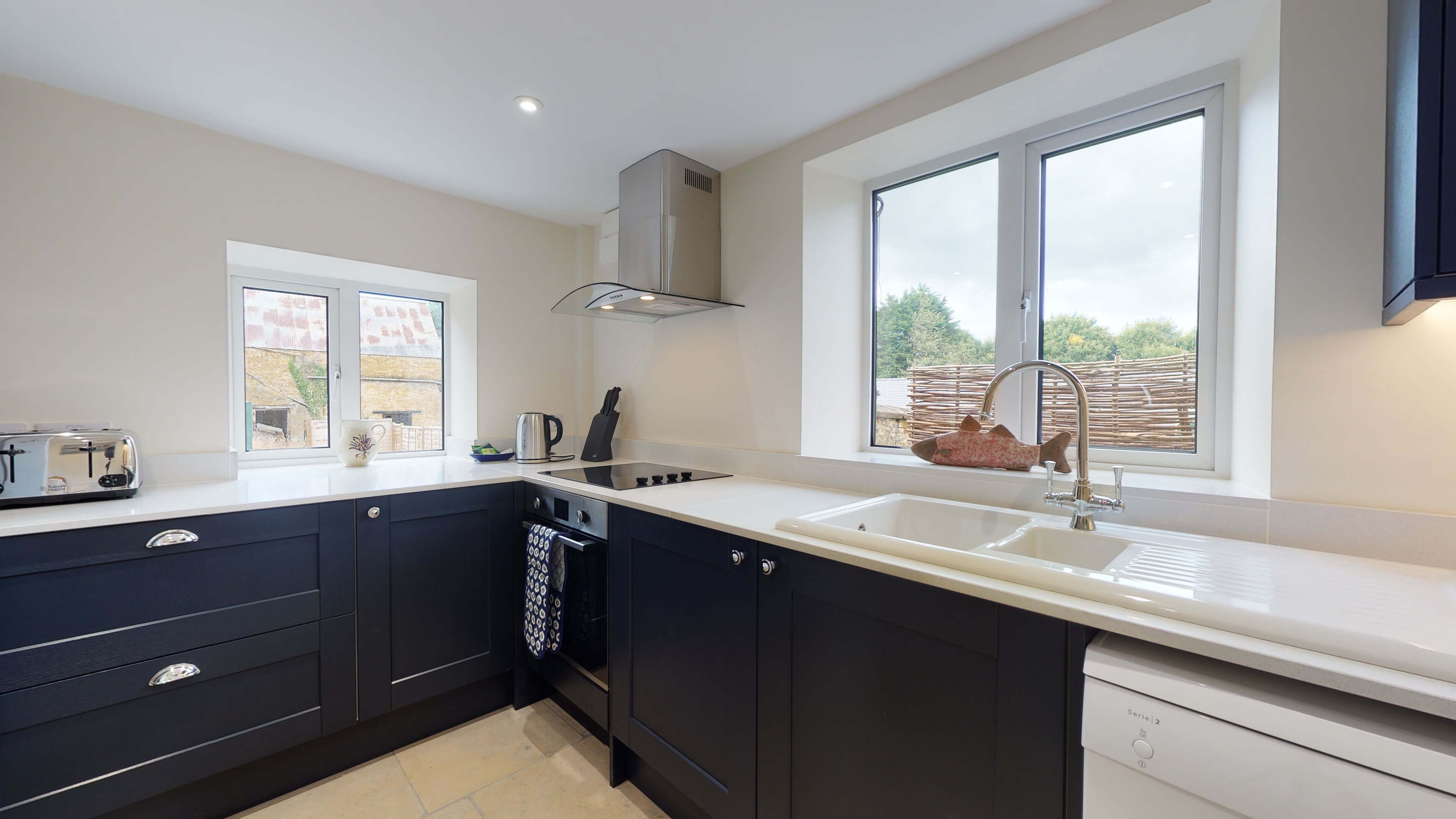 Rose Cottage Rose Cottage Adderbury Kitchen Facilities