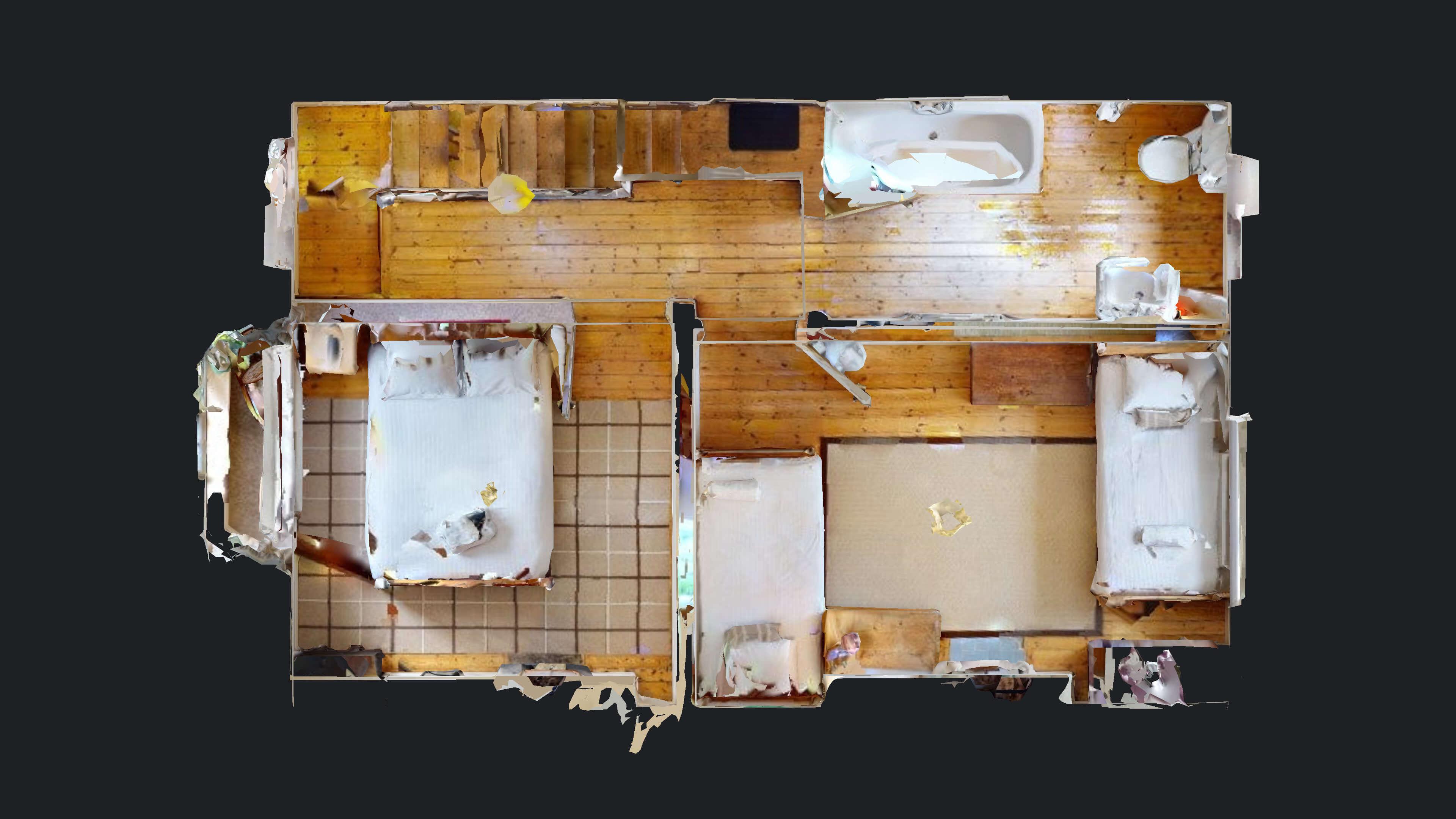 Hollycroft Hollycroft Floor Plan First