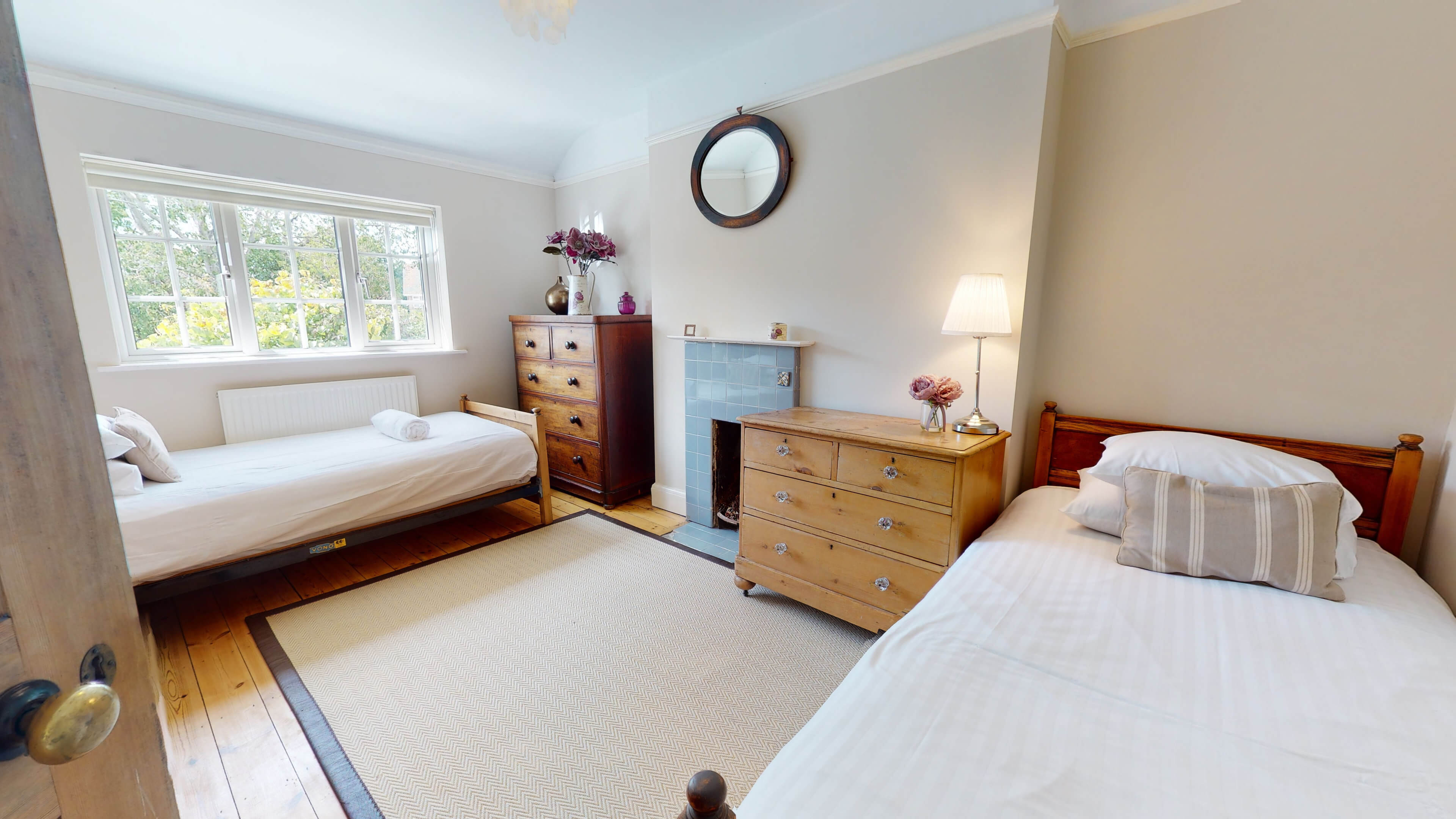 Hollycroft Hollycroft Twin Bedroom 5