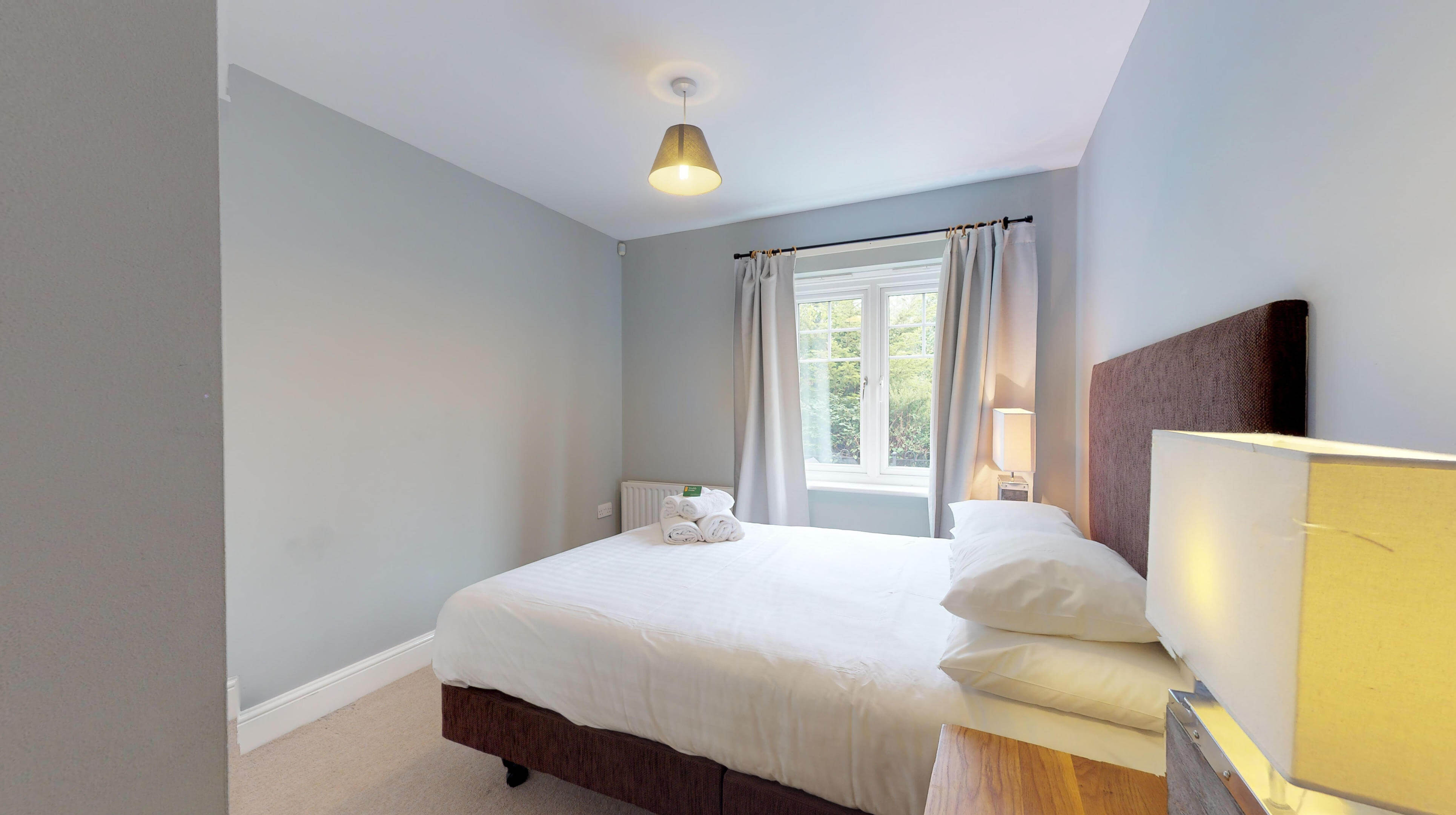 Oxford Serviced Apartments Hensington Suite Bedroom Two Side