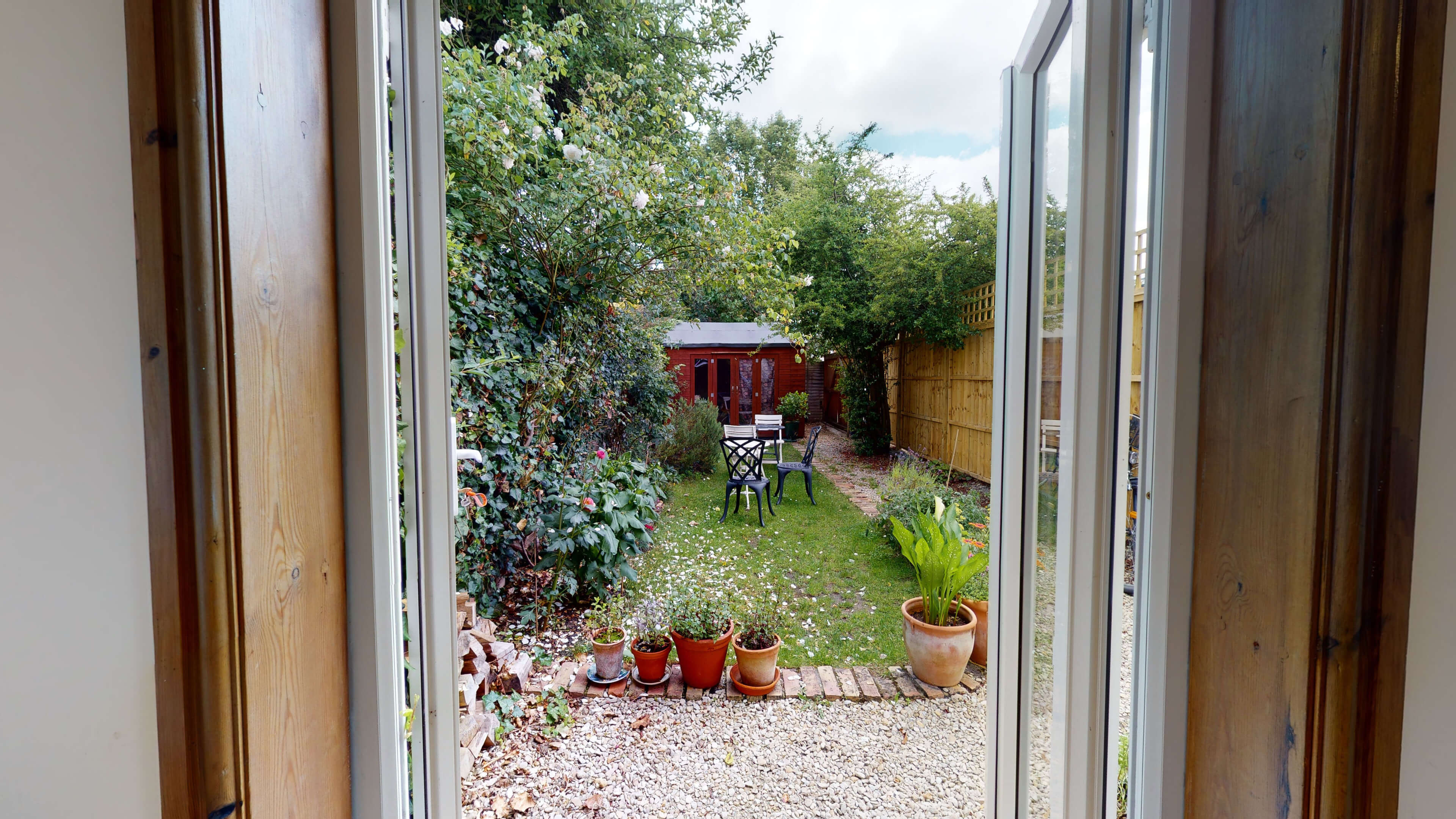Corner House Corner House Garden 2