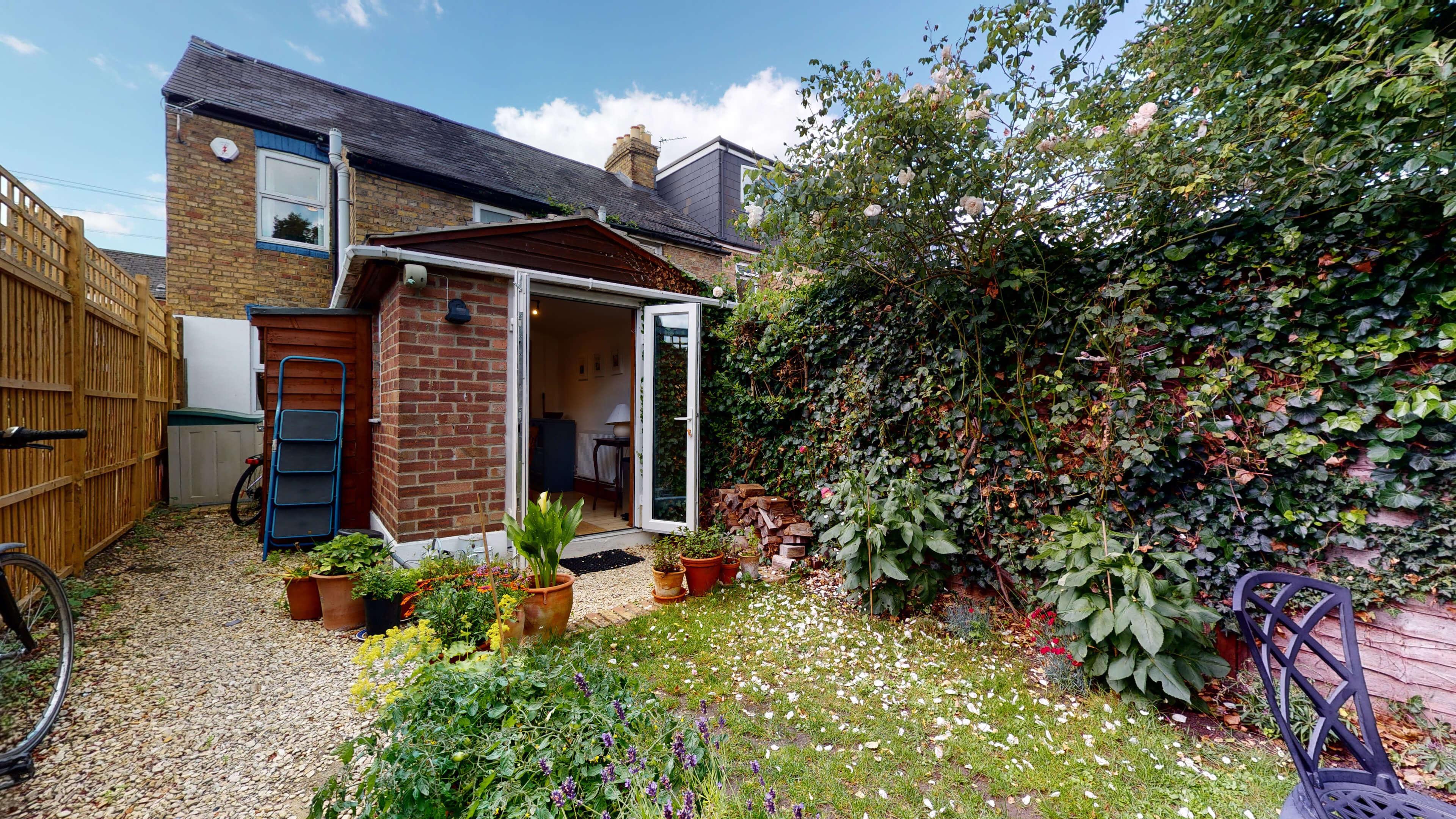 Corner House Corner House Garden 1