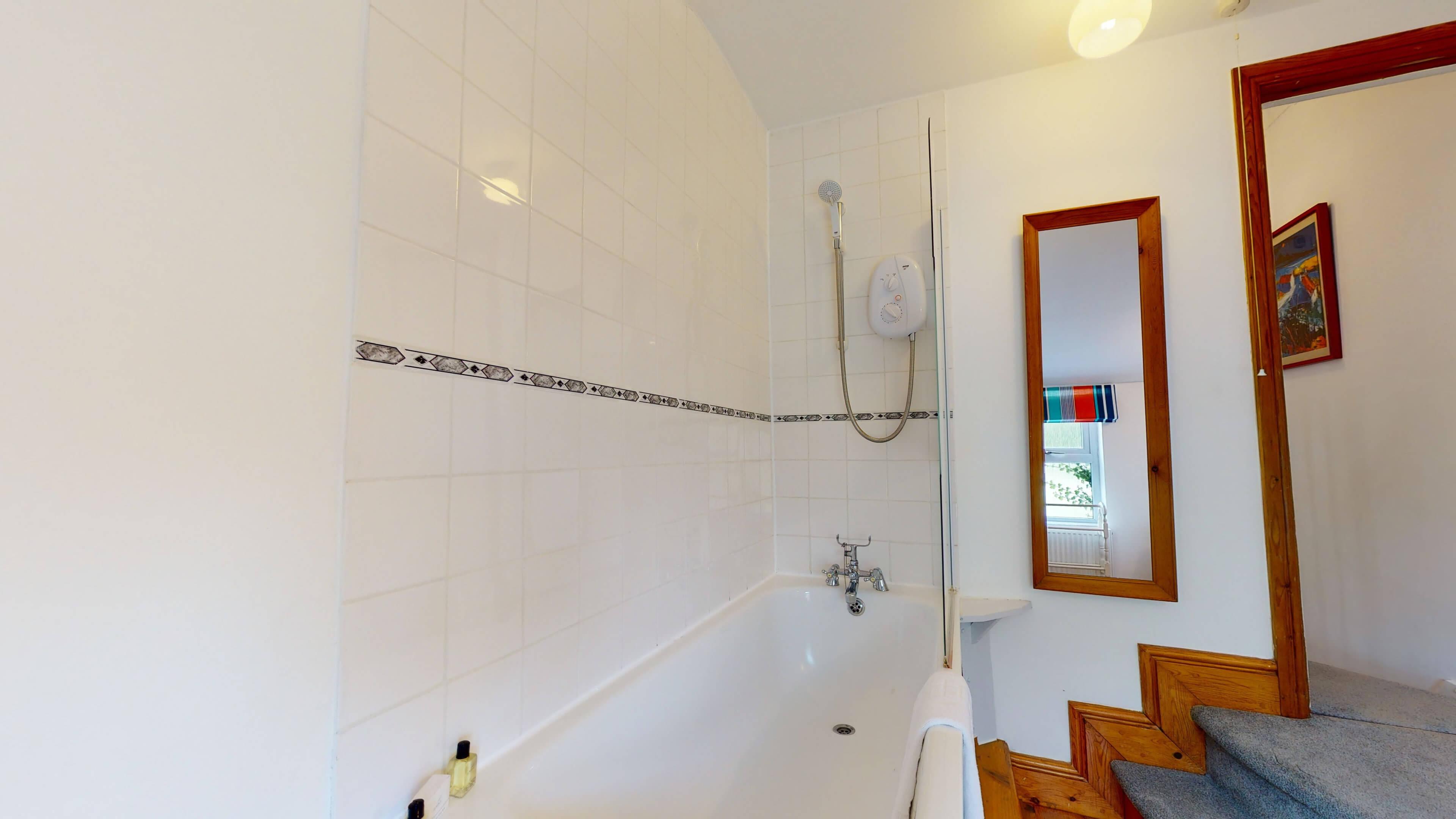 Corner House Corner House Bathroom Shower